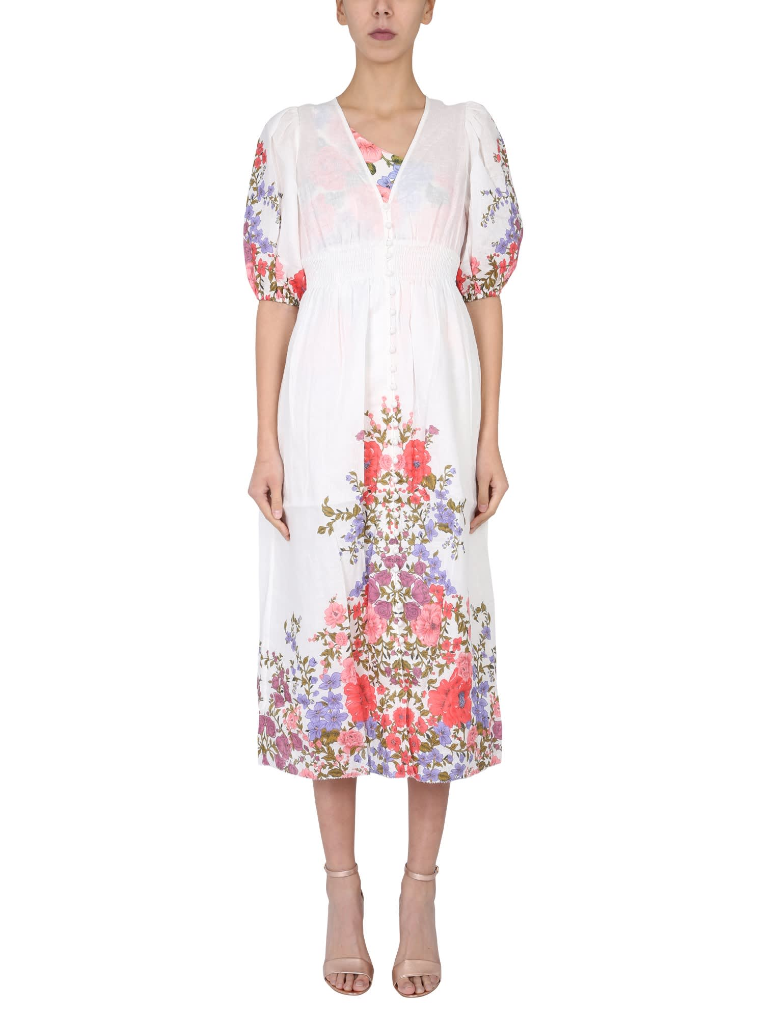 Zimmermann LINEN DRESS