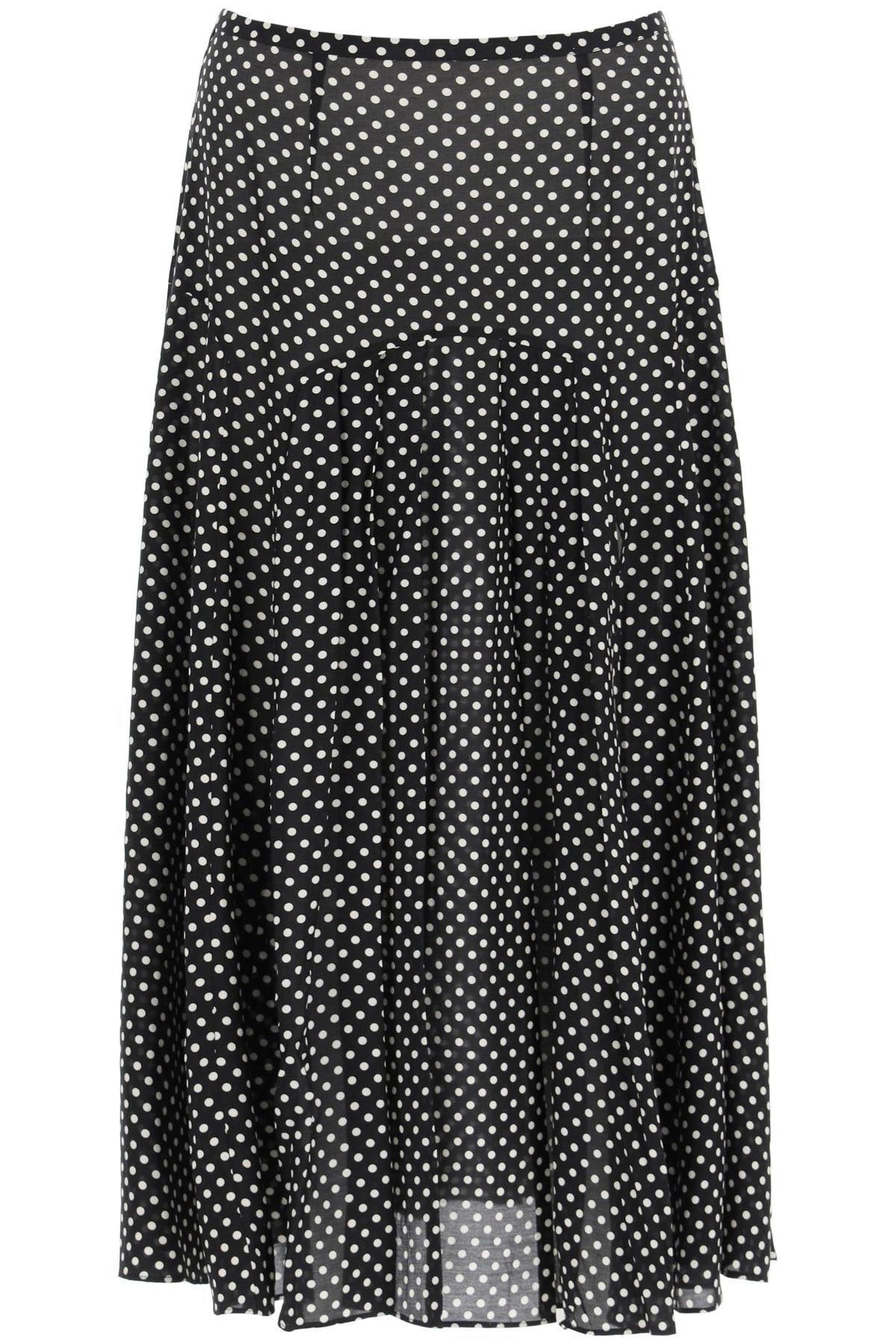 RIXO Claire Midi Skirt