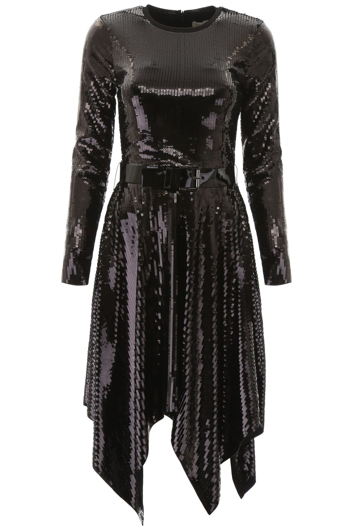 Buy MICHAEL Michael Kors Sequined Dress online, shop MICHAEL Michael Kors with free shipping