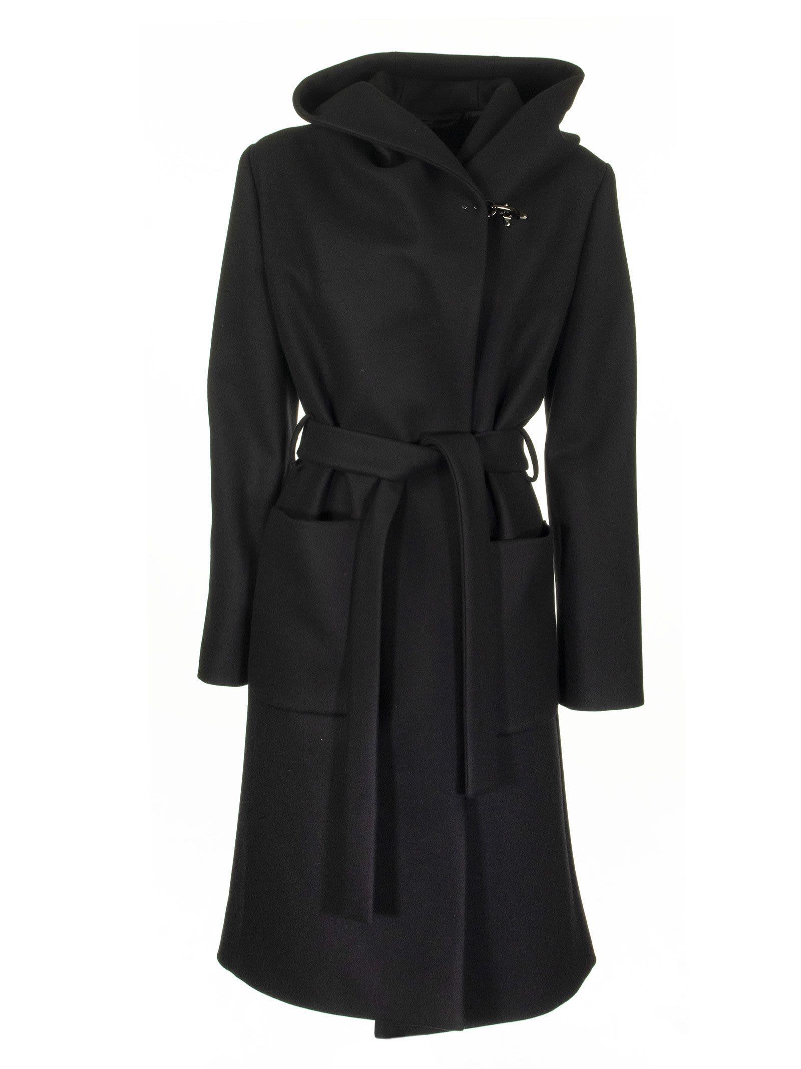 Fay Coats Black