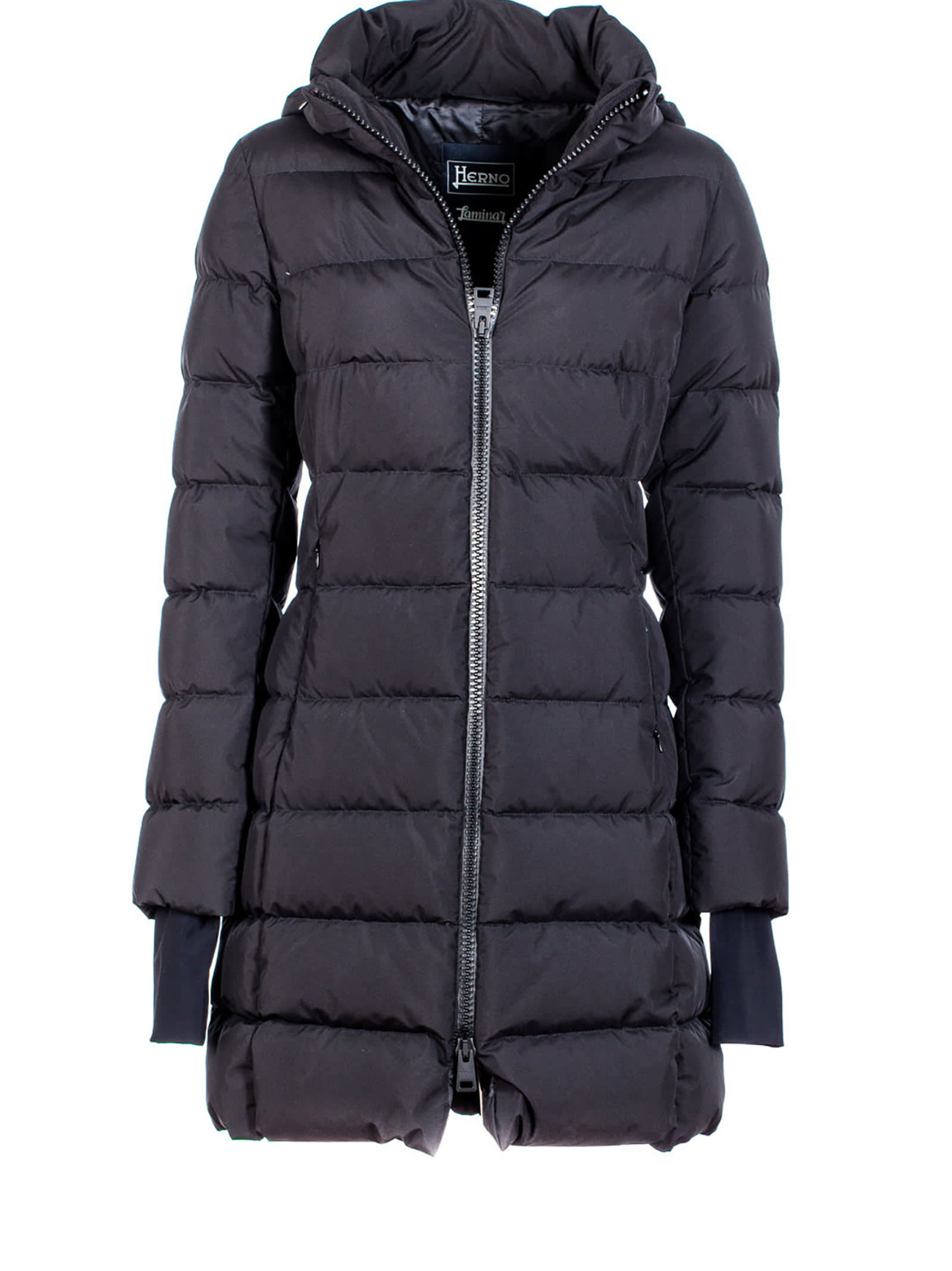 85fdfbe5e Herno Quilted Long Down Jacket