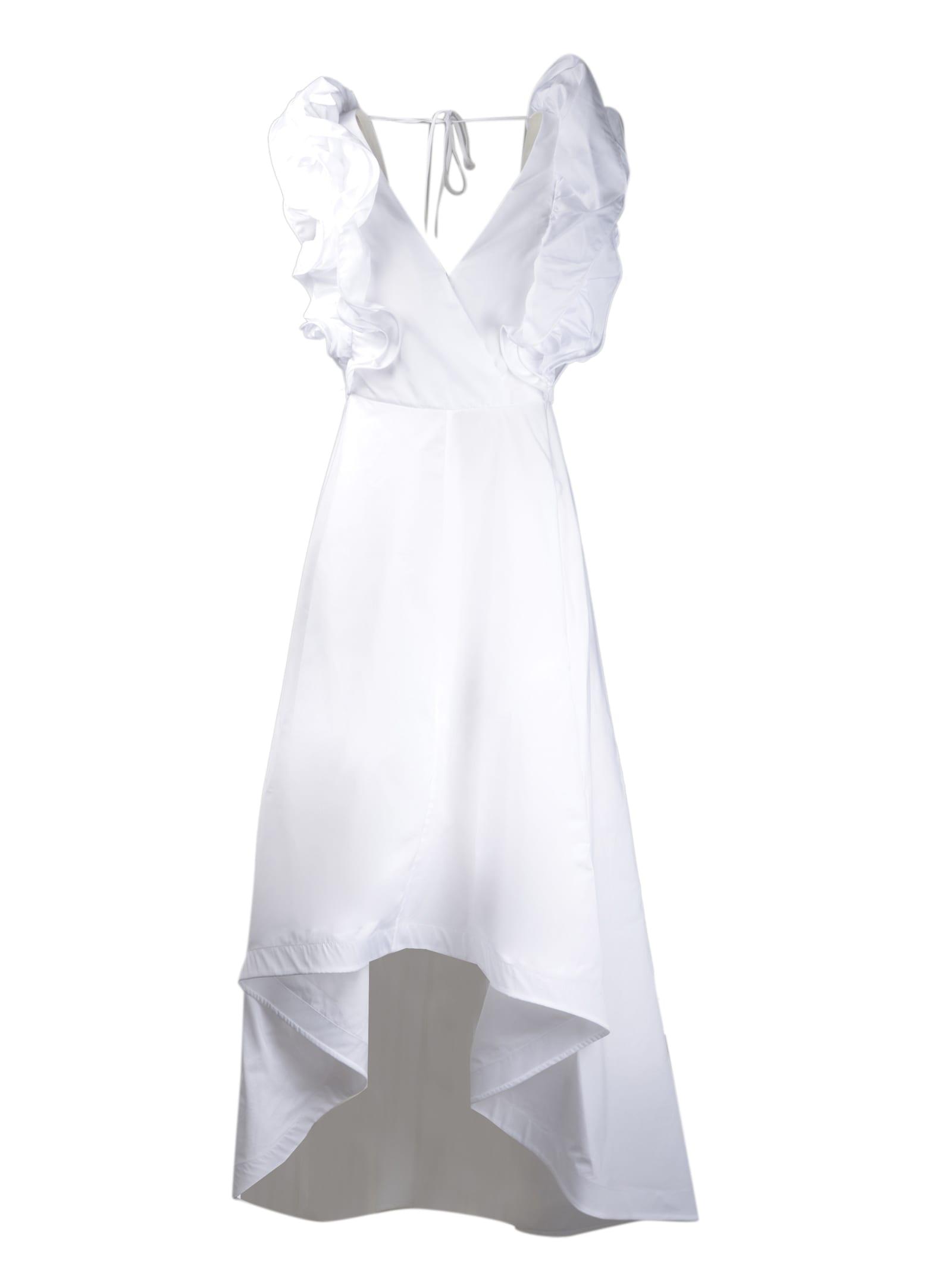 Buy Sara Roka Bianca Maxi Dress online, shop Sara Roka with free shipping
