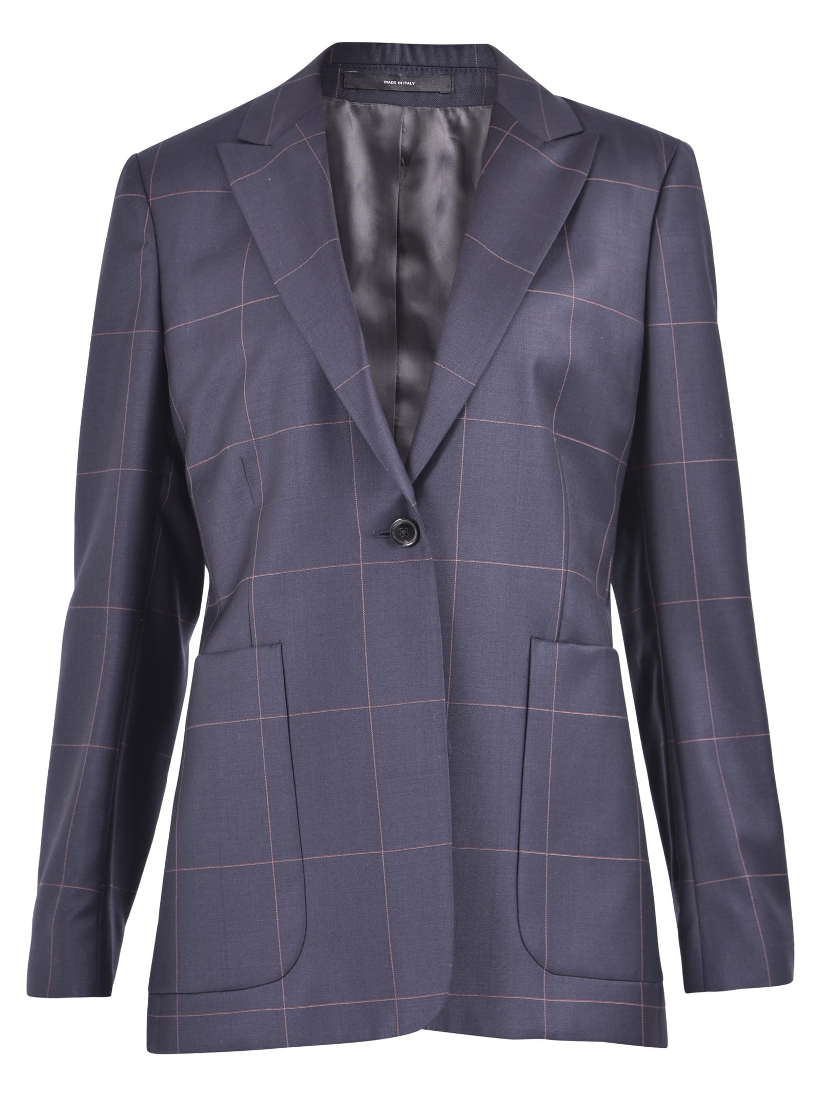 Paul Smith Single-breasted Jacket