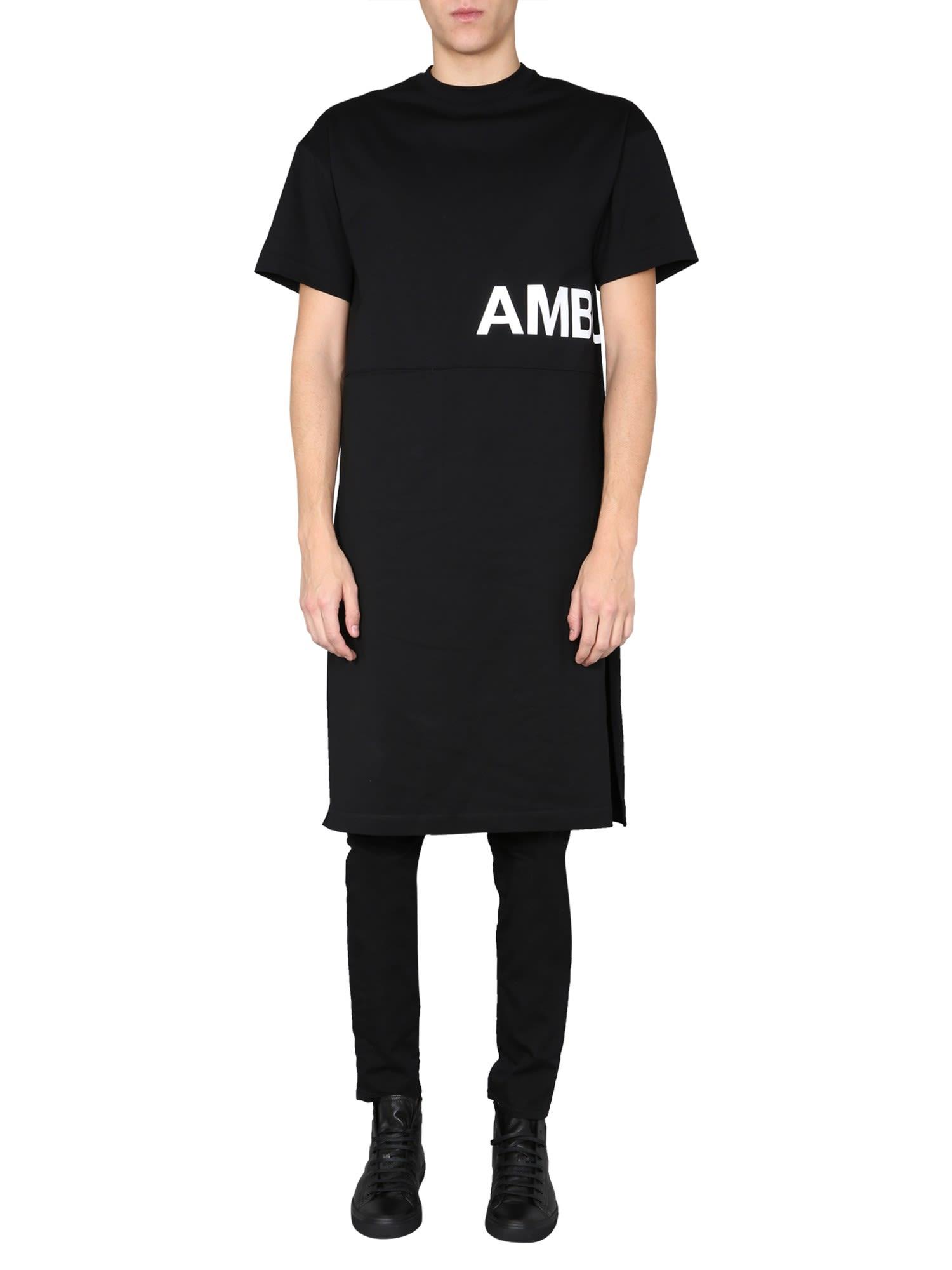Buy AMBUSH Round Neck Dress online, shop AMBUSH with free shipping