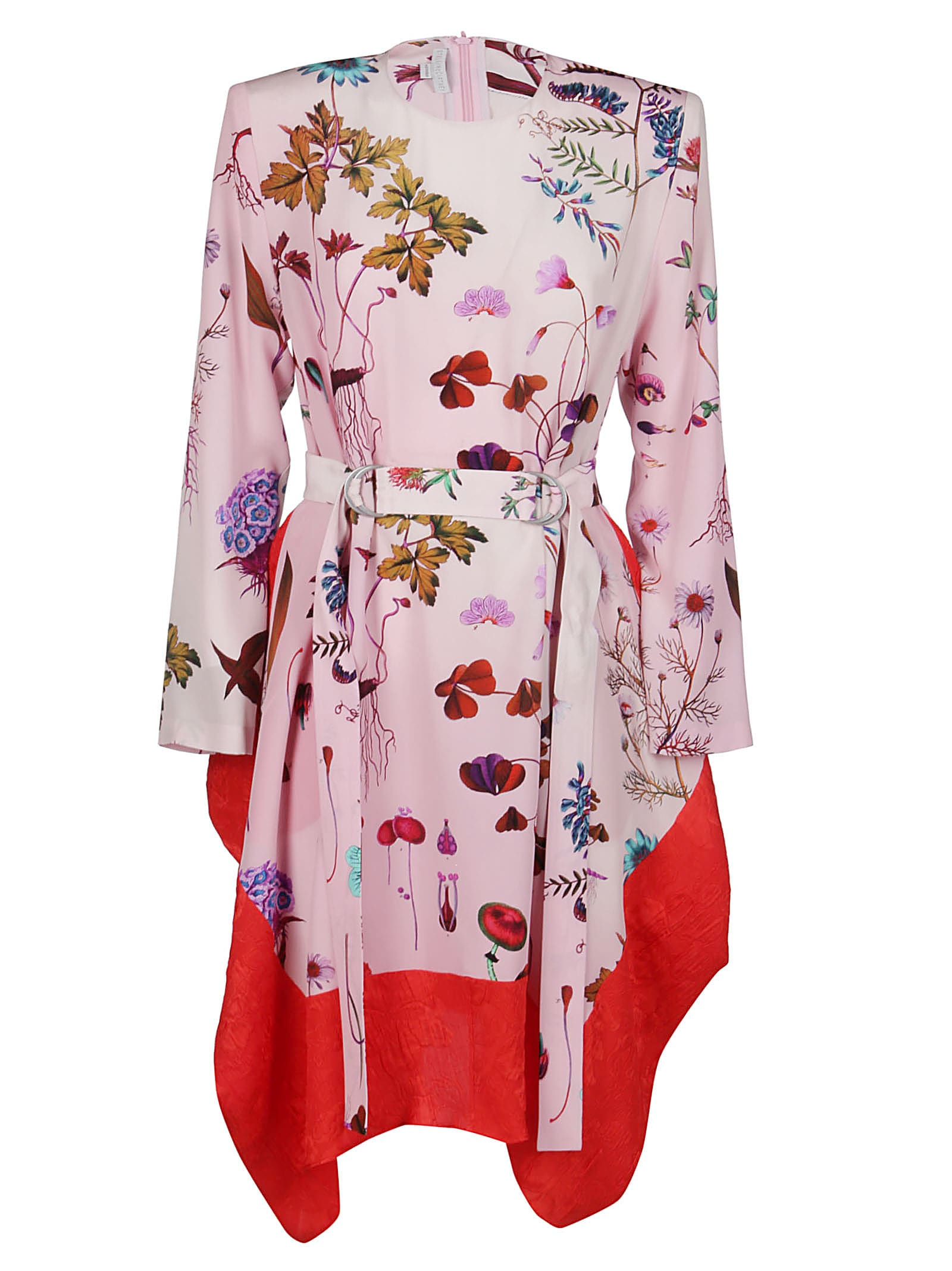 Buy Stella McCartney Floral Print Dress online, shop Stella McCartney with free shipping