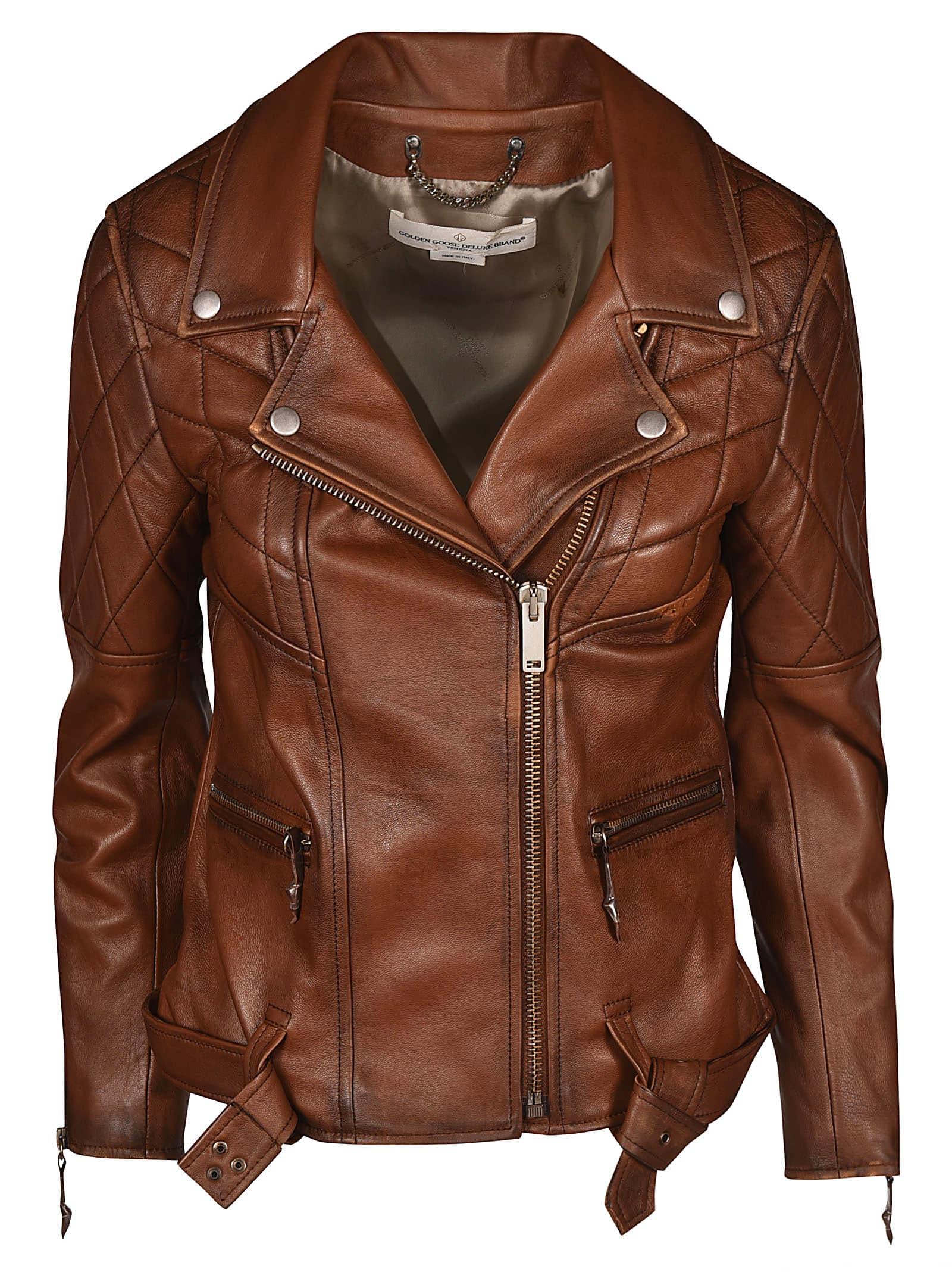 Golden Goose Yasu Biker Jacket