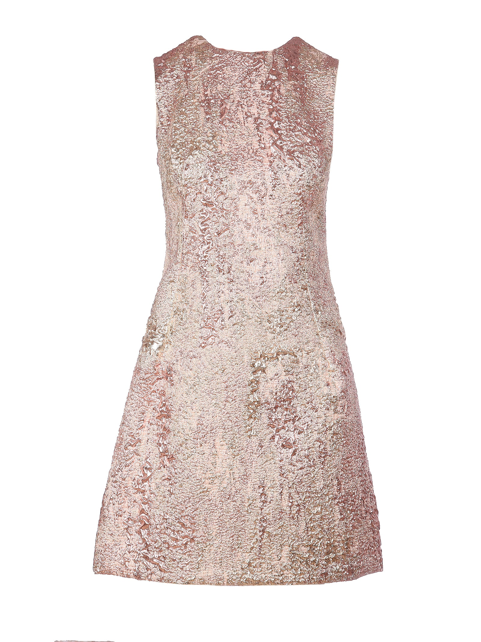 Dolce & Gabbana Jacquard Mini Dress