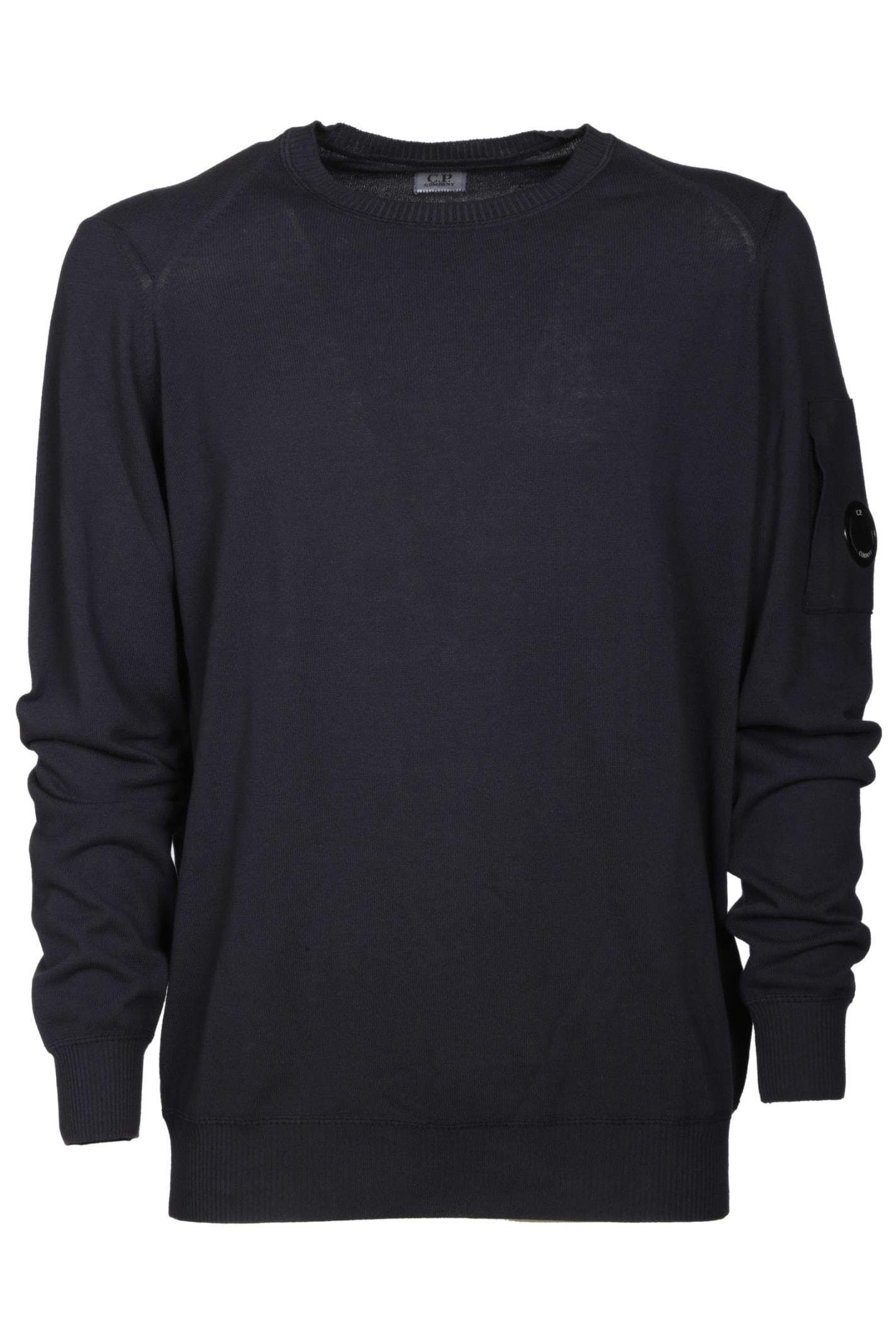 C.P. Company Ribbed Sweatshirt