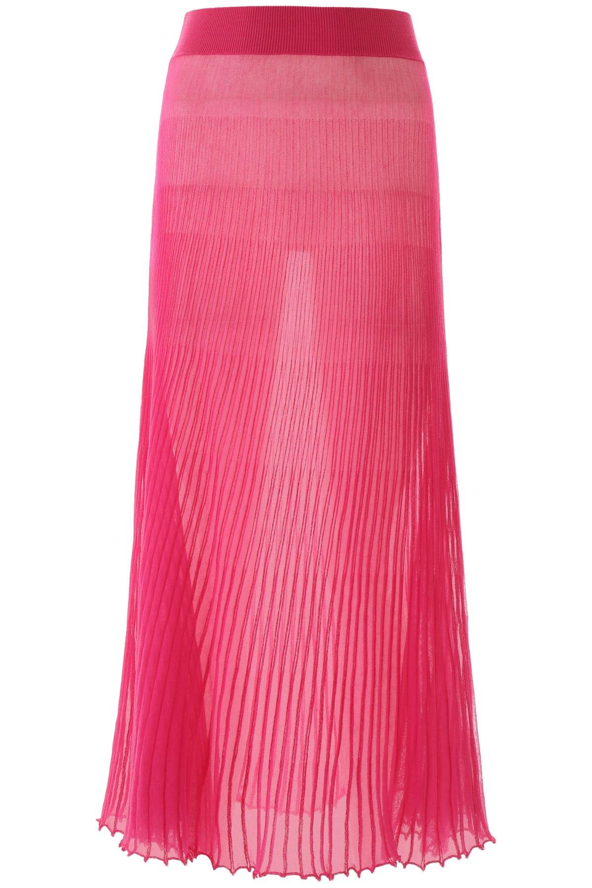Jacquemus Helado Long Skirt