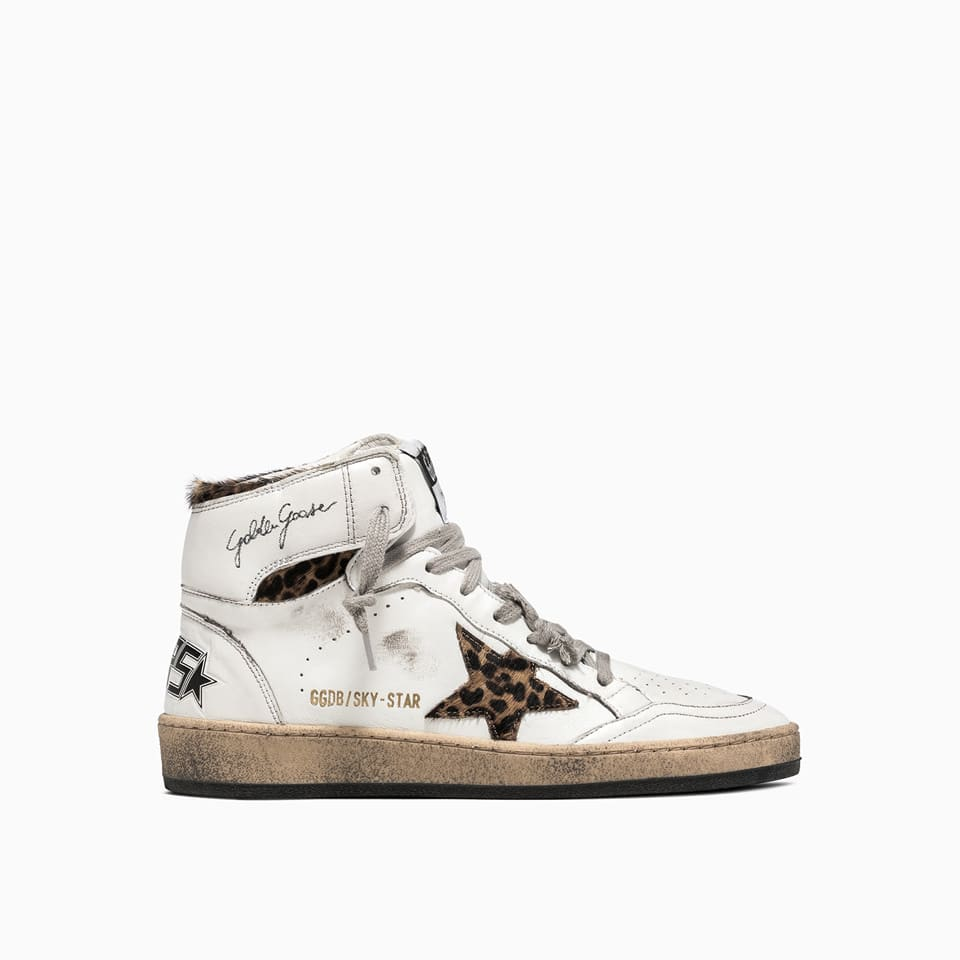 Golden Goose Sky Star Sneakers Gwf00230 F002193
