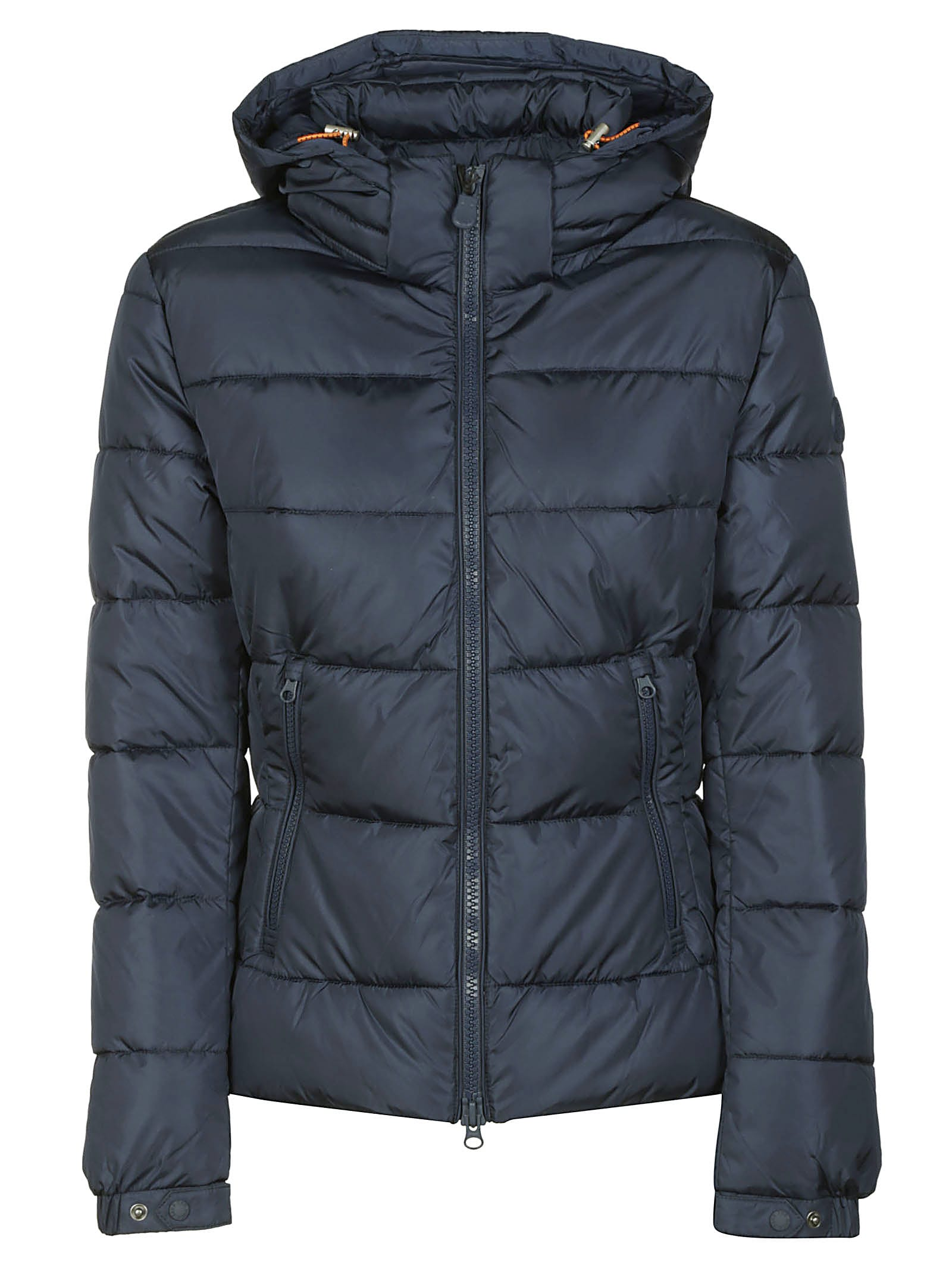 Save the Duck Classic Zip-hooded Padded Jacket