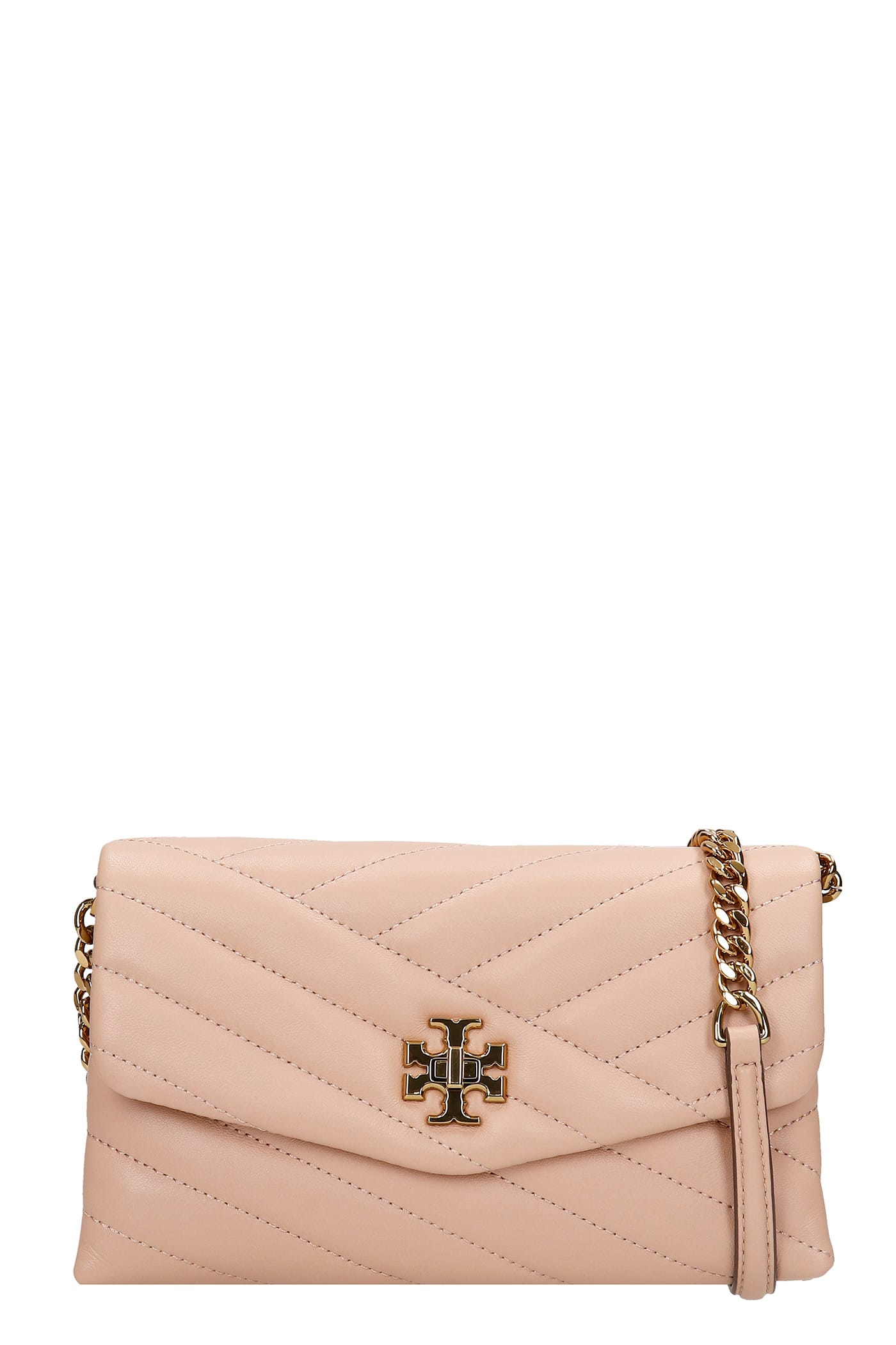 Tory Burch Shoulder Bag In Powder Leather