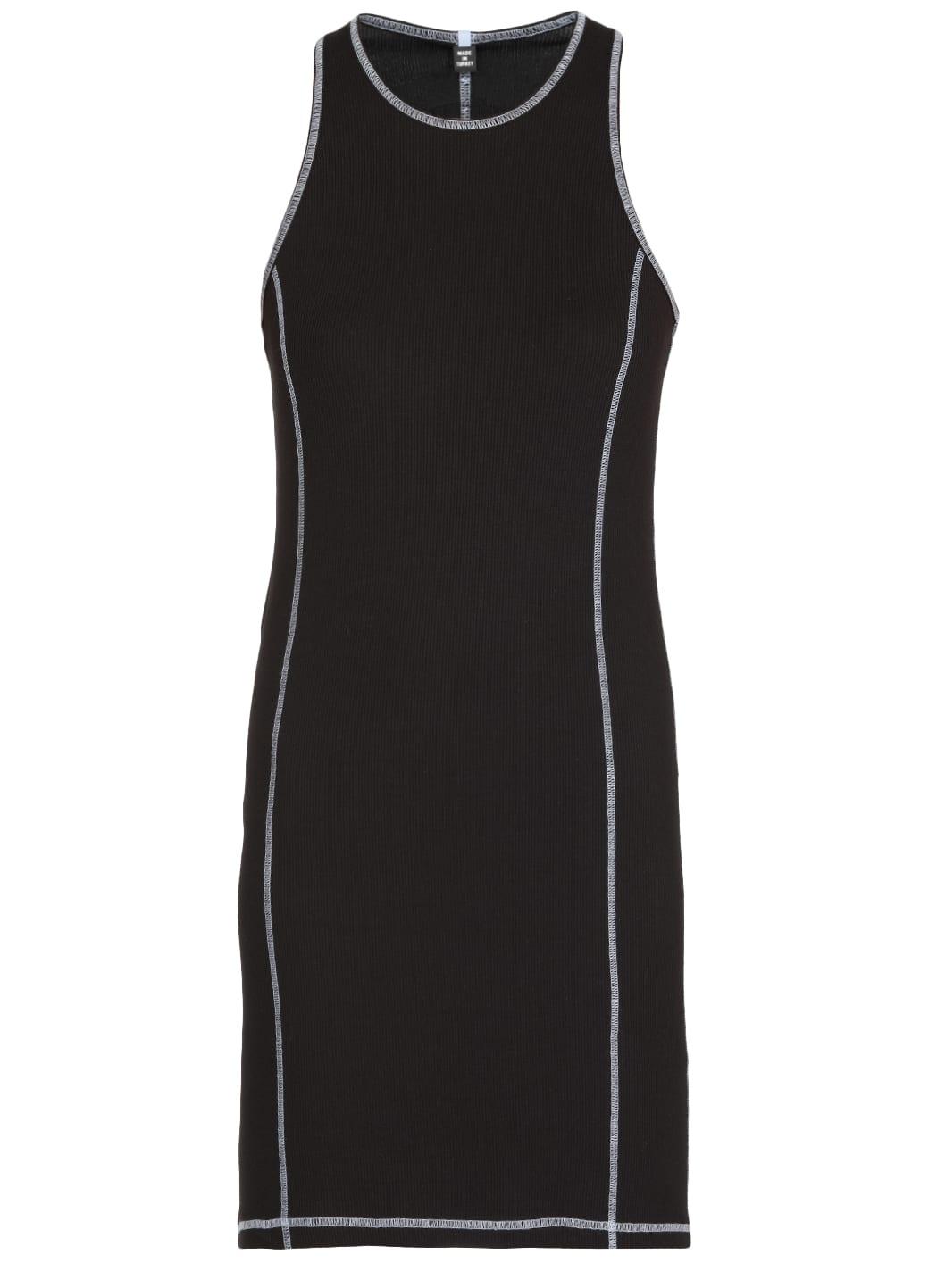 Buy McQ Alexander McQueen Icon Zero: Mini Tank Dress online, shop McQ Alexander McQueen with free shipping