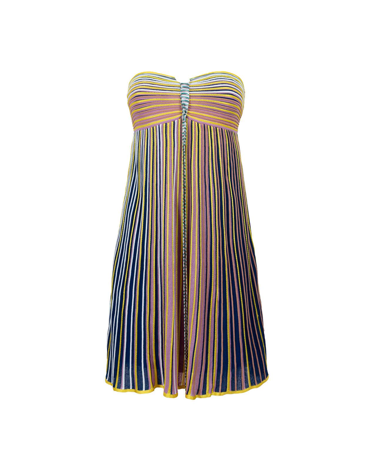 M Missoni cotton dress,