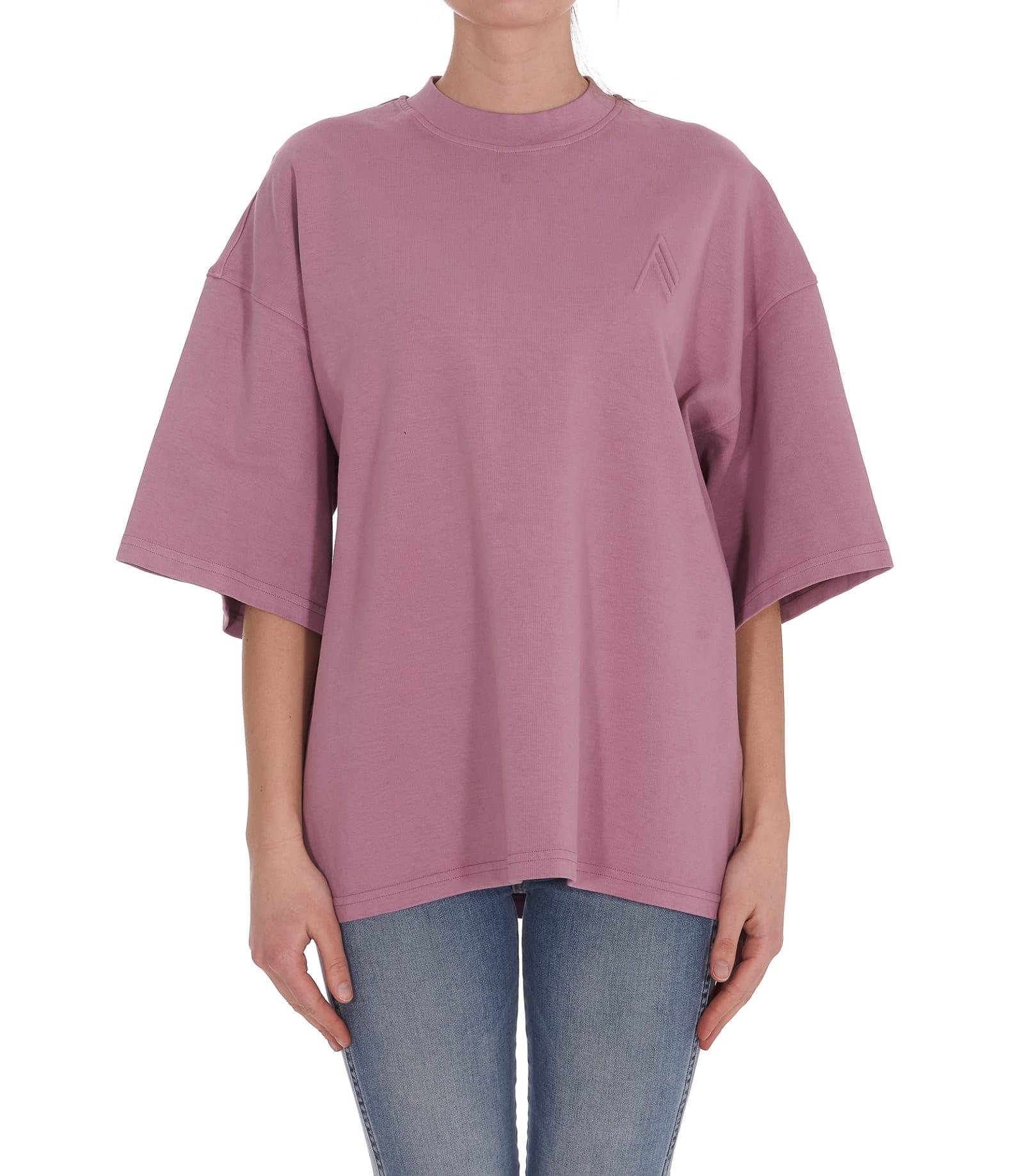 Attico T-shirts CARA T-SHIRT