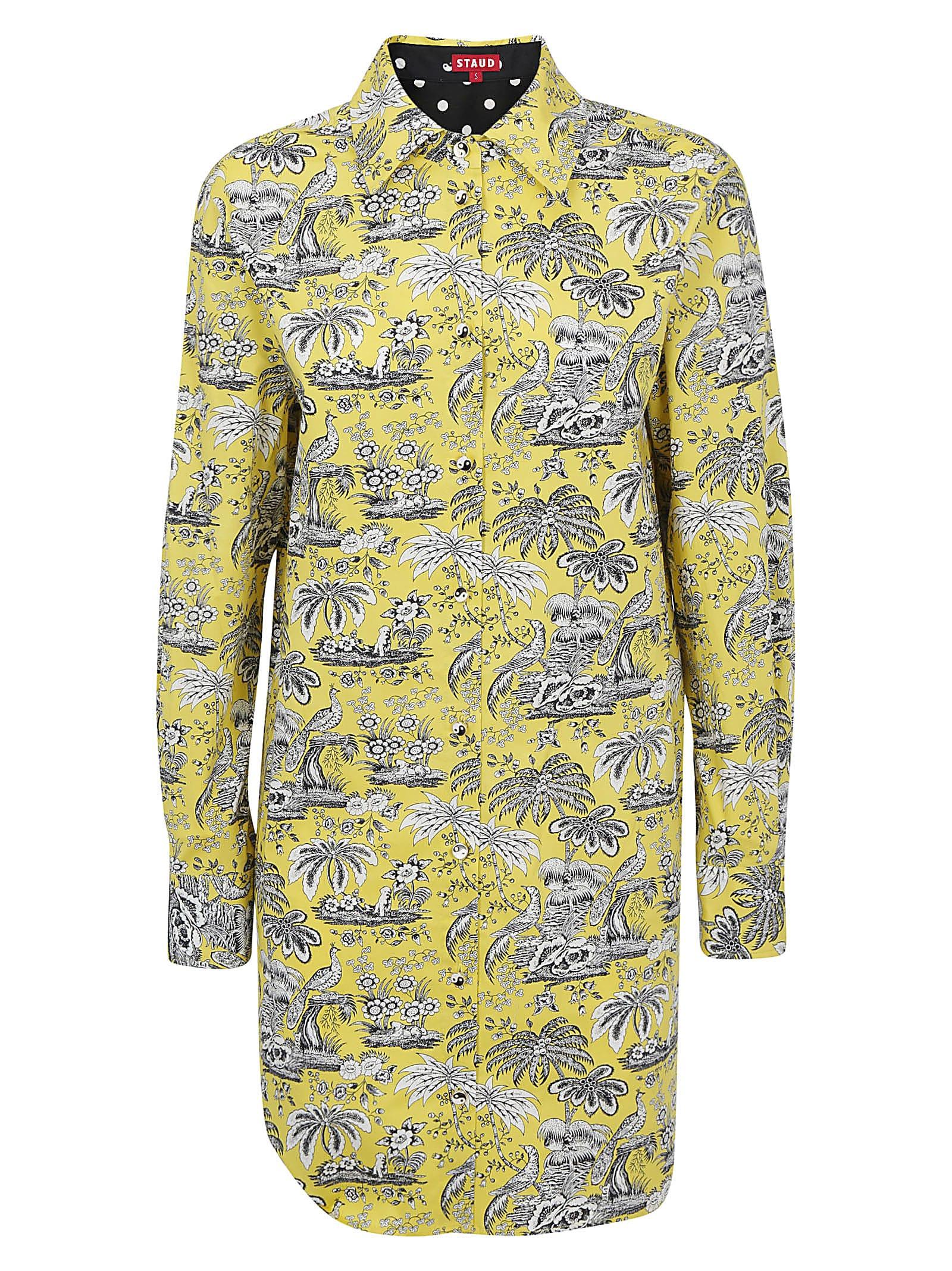 Buy Staud Corgi Dress online, shop STAUD with free shipping