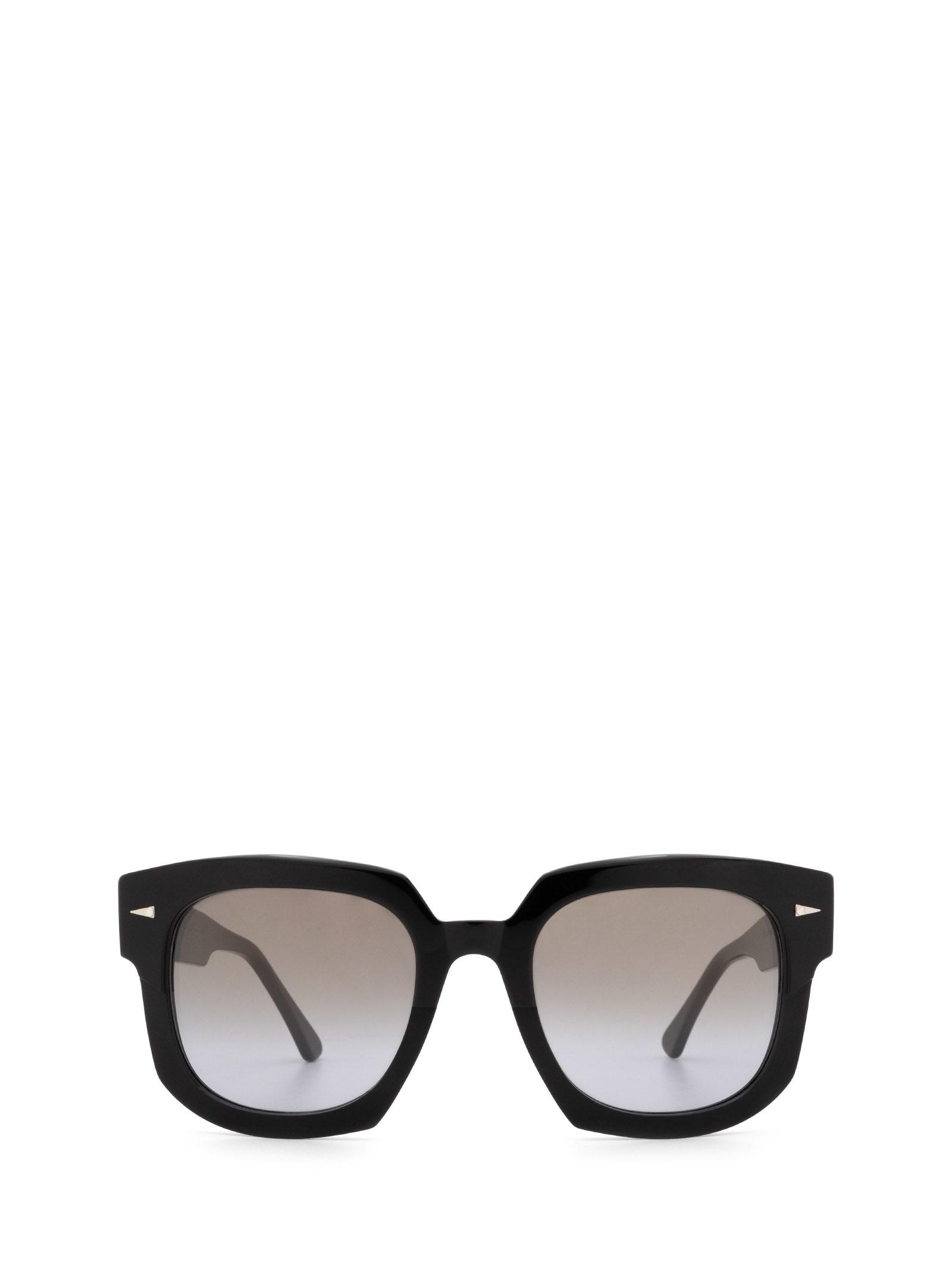 AHLEM Ahlem Vivienne Black Sunglasses