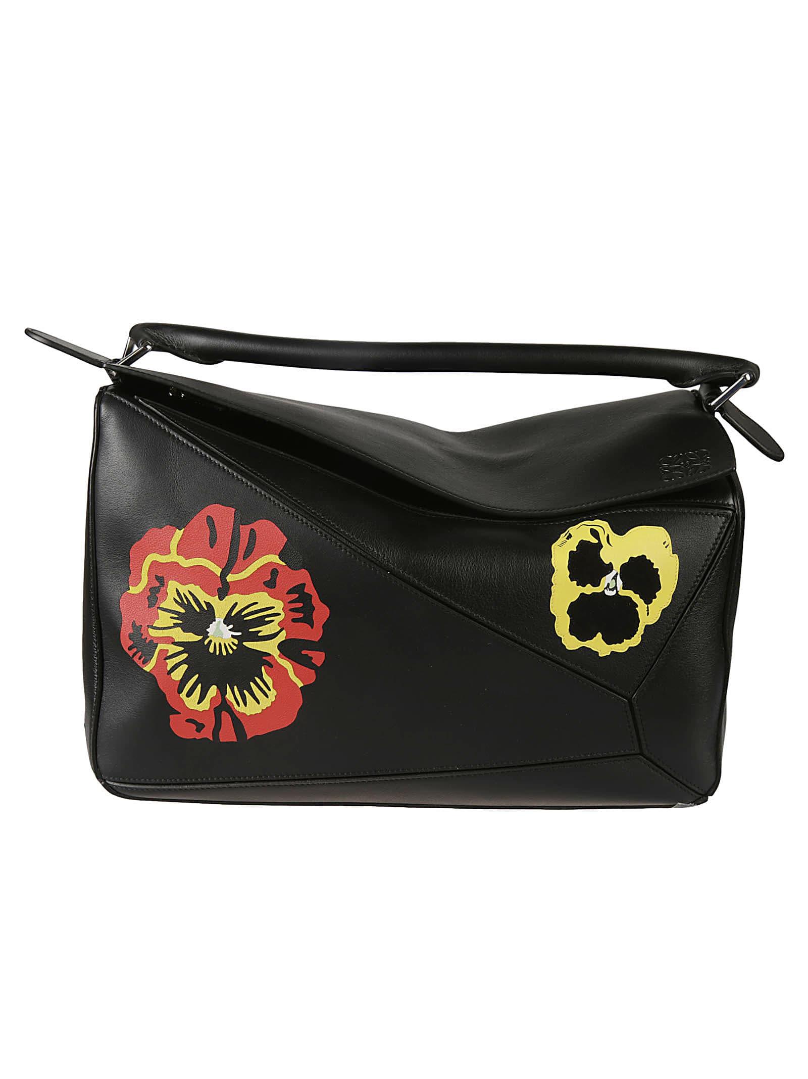 Loewe Puzzle Pans Shoulder Bag