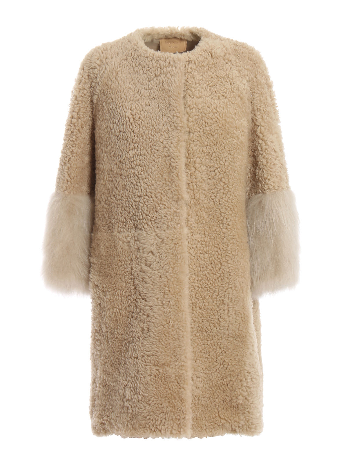 Prada Coat Shearling