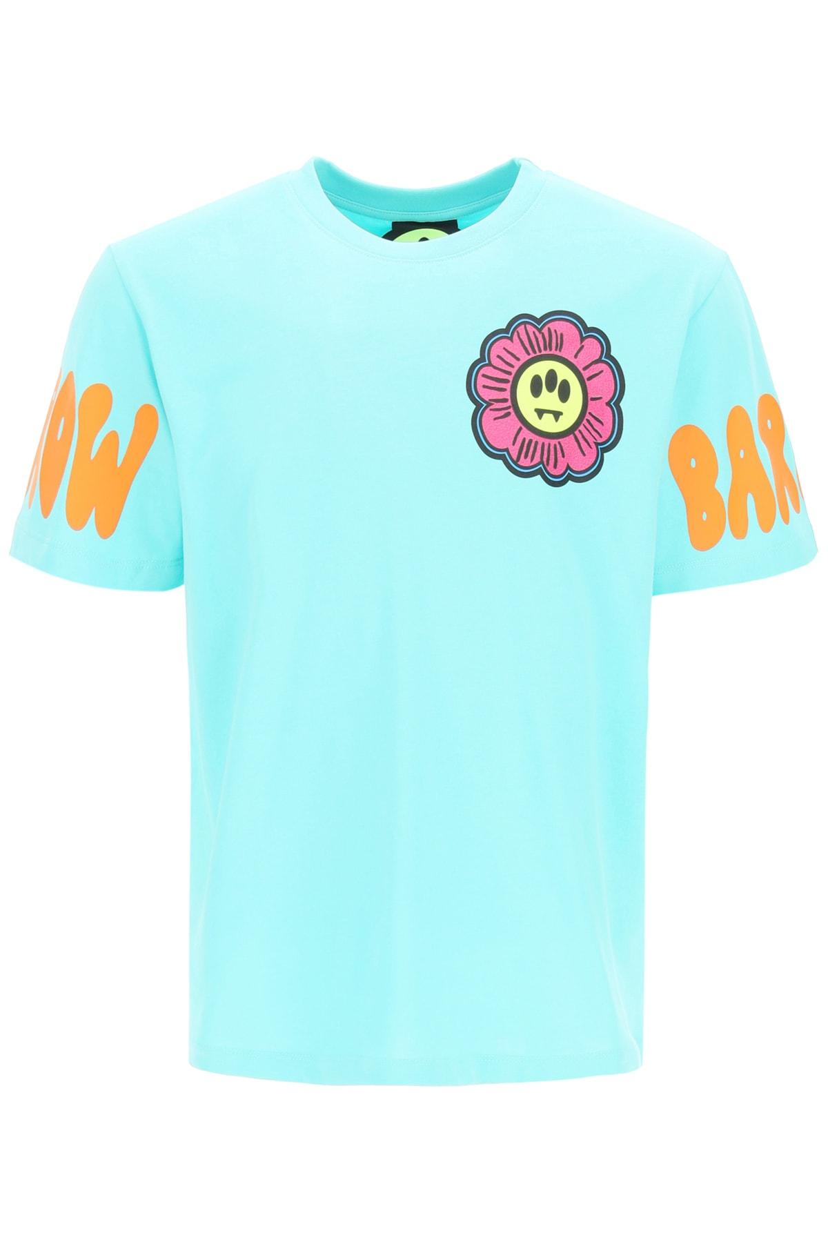 Barrow T-shirts LOGO PRINT T-SHIRT