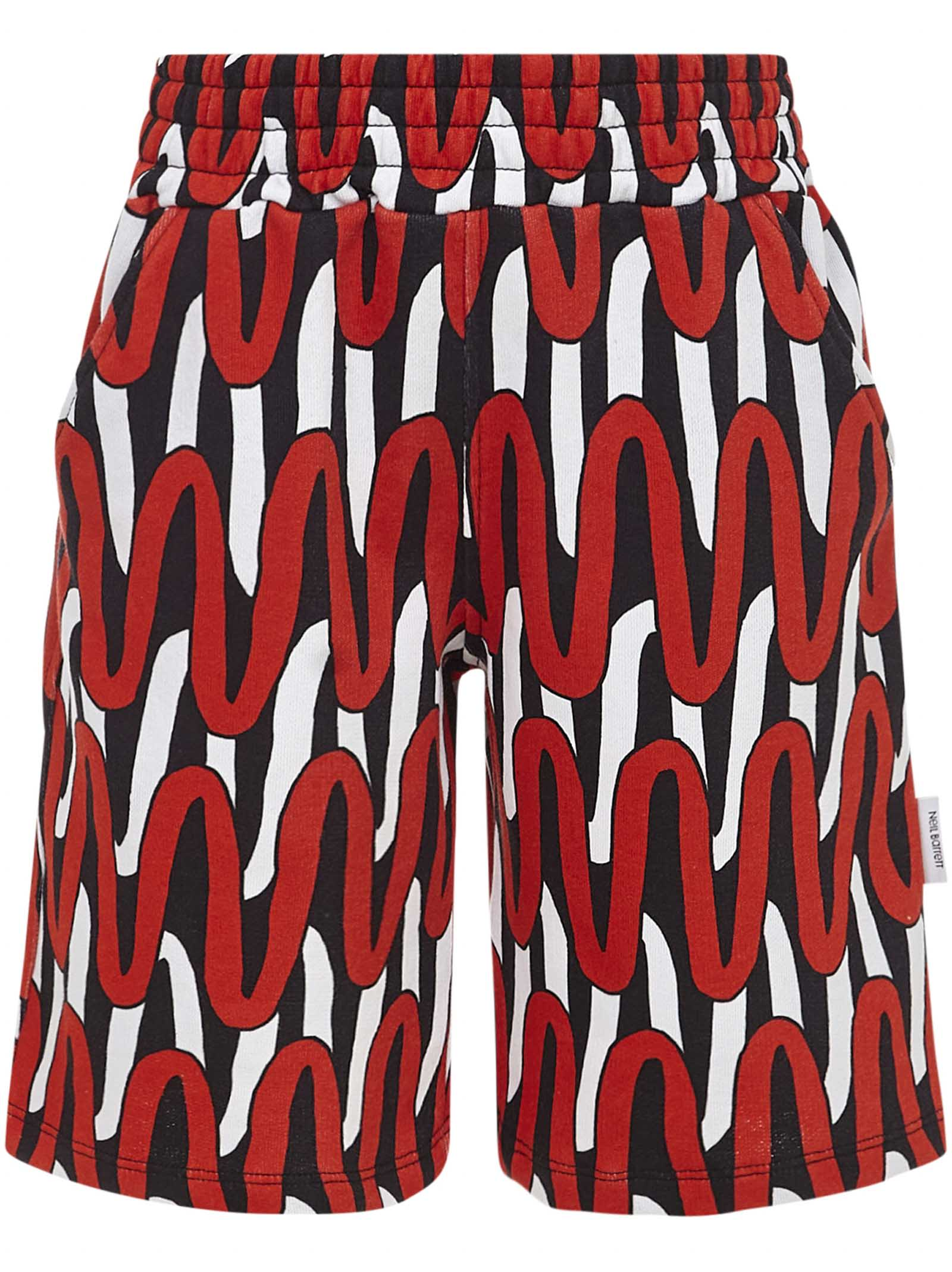 Neil Barrett KIDS SHORTS