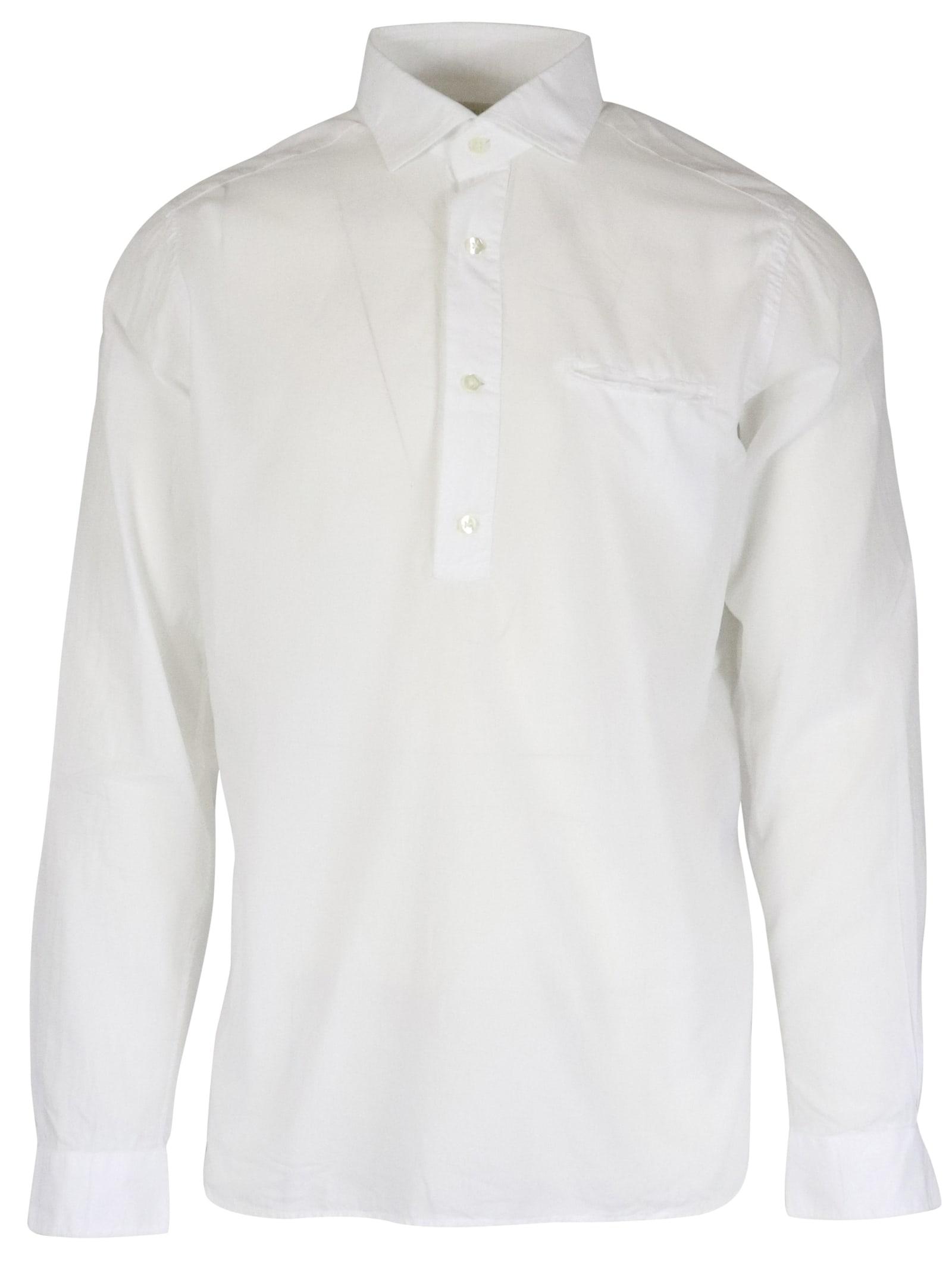 Camicia Collo Francese Shirt