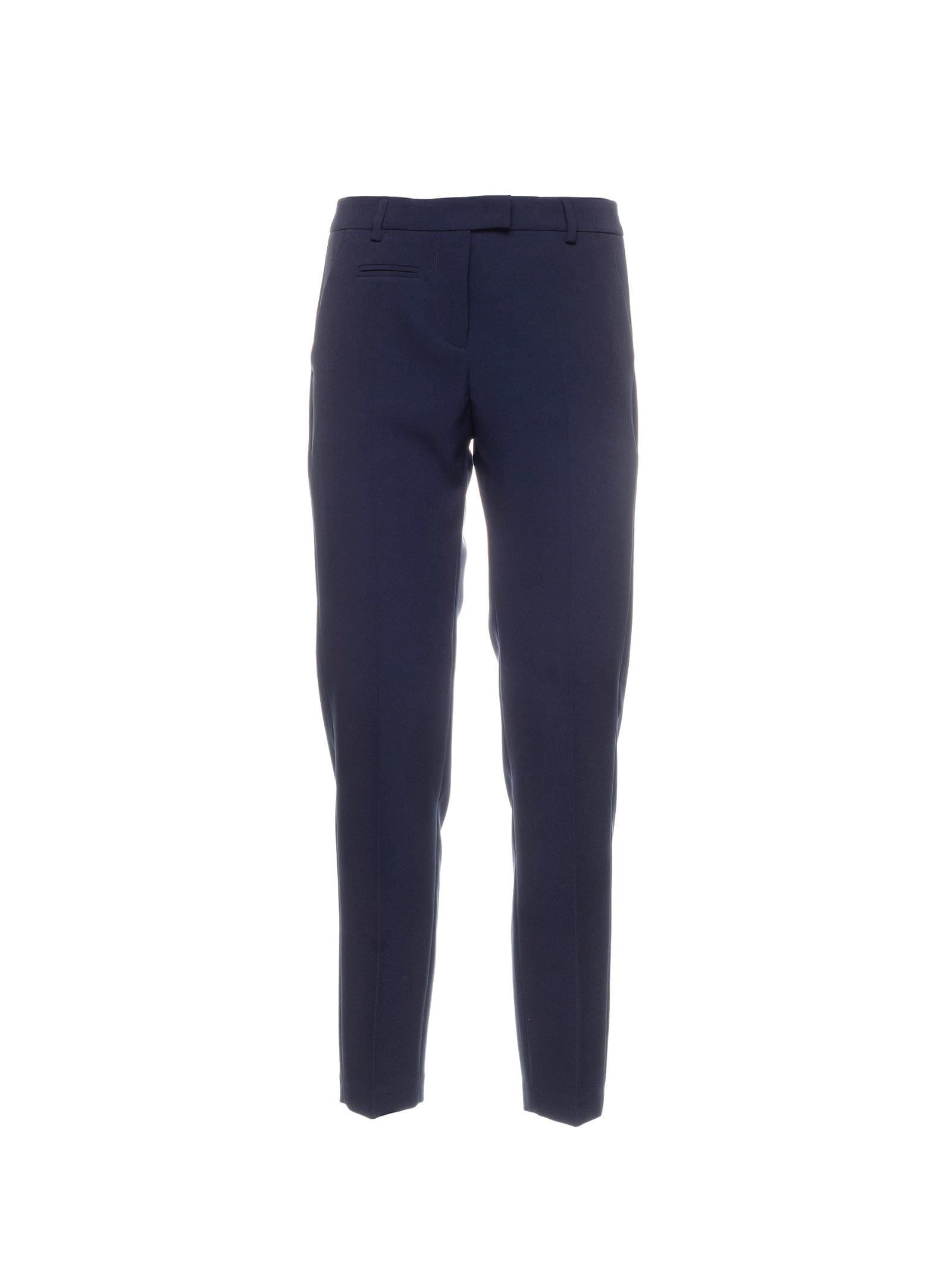 Seventy Seventy Blue Trousers