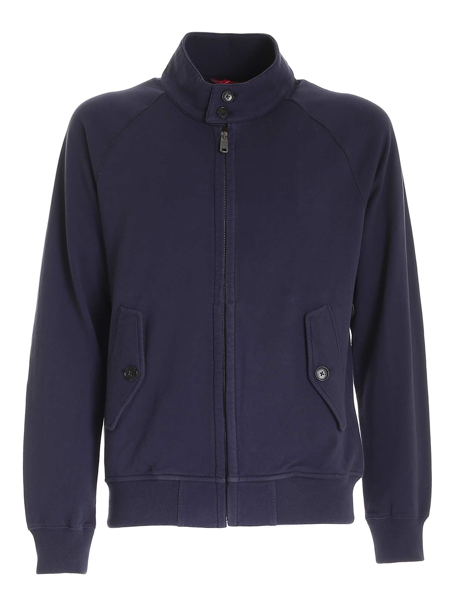 Baracuta G9 SUMMER FLEECE