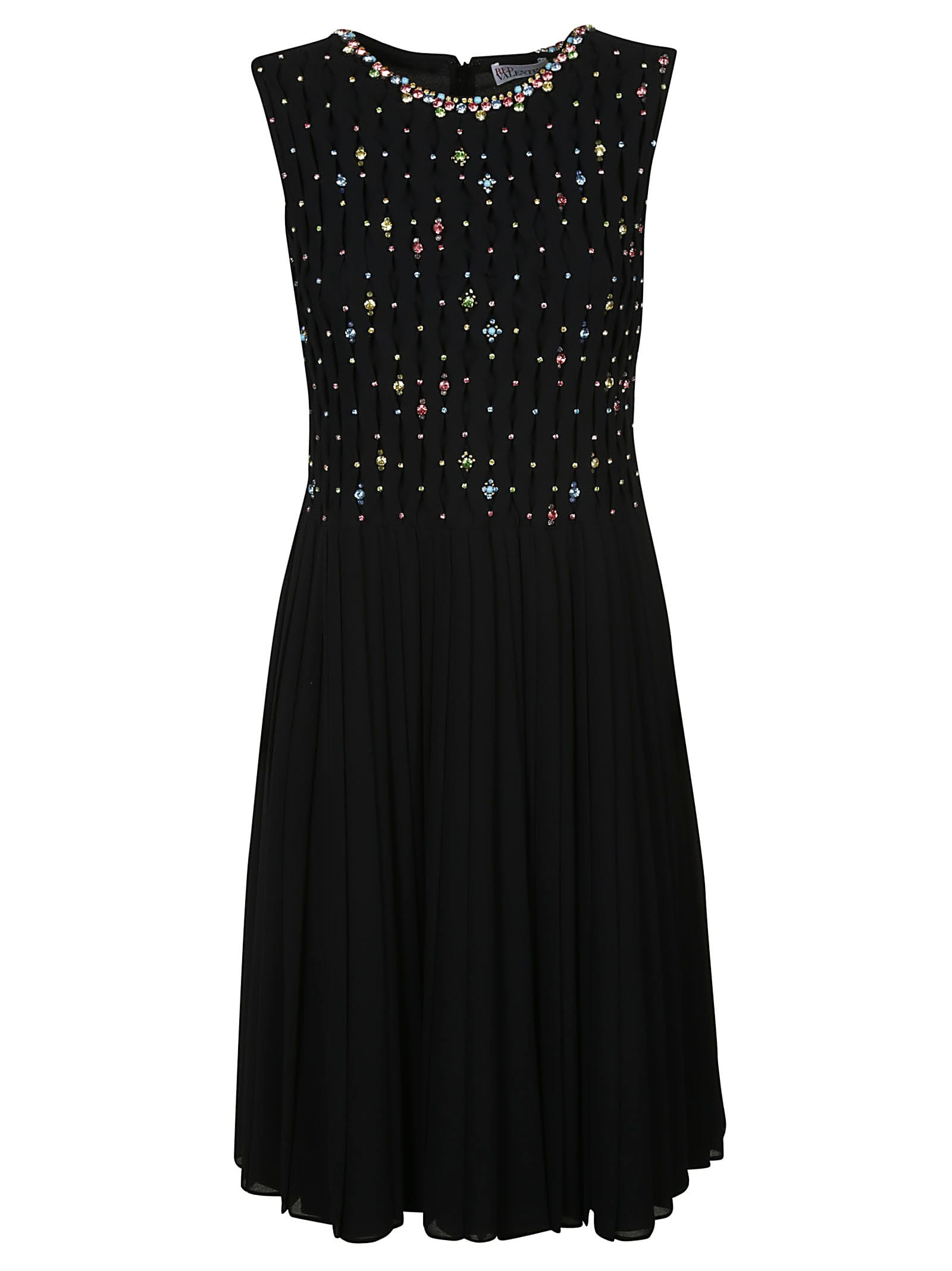 RED Valentino Embellished Dress