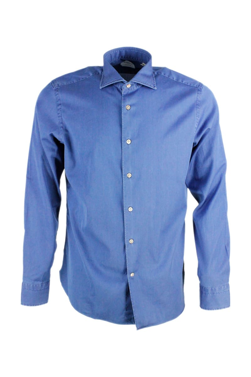 Marechiaro Collar Shirt