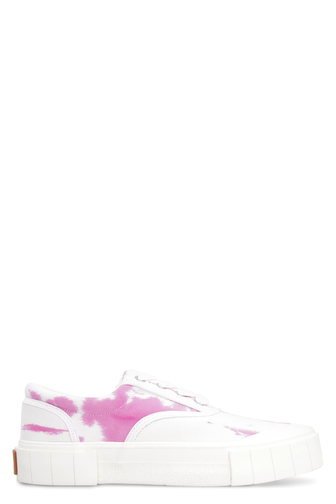 Opal Canvas Sneakers