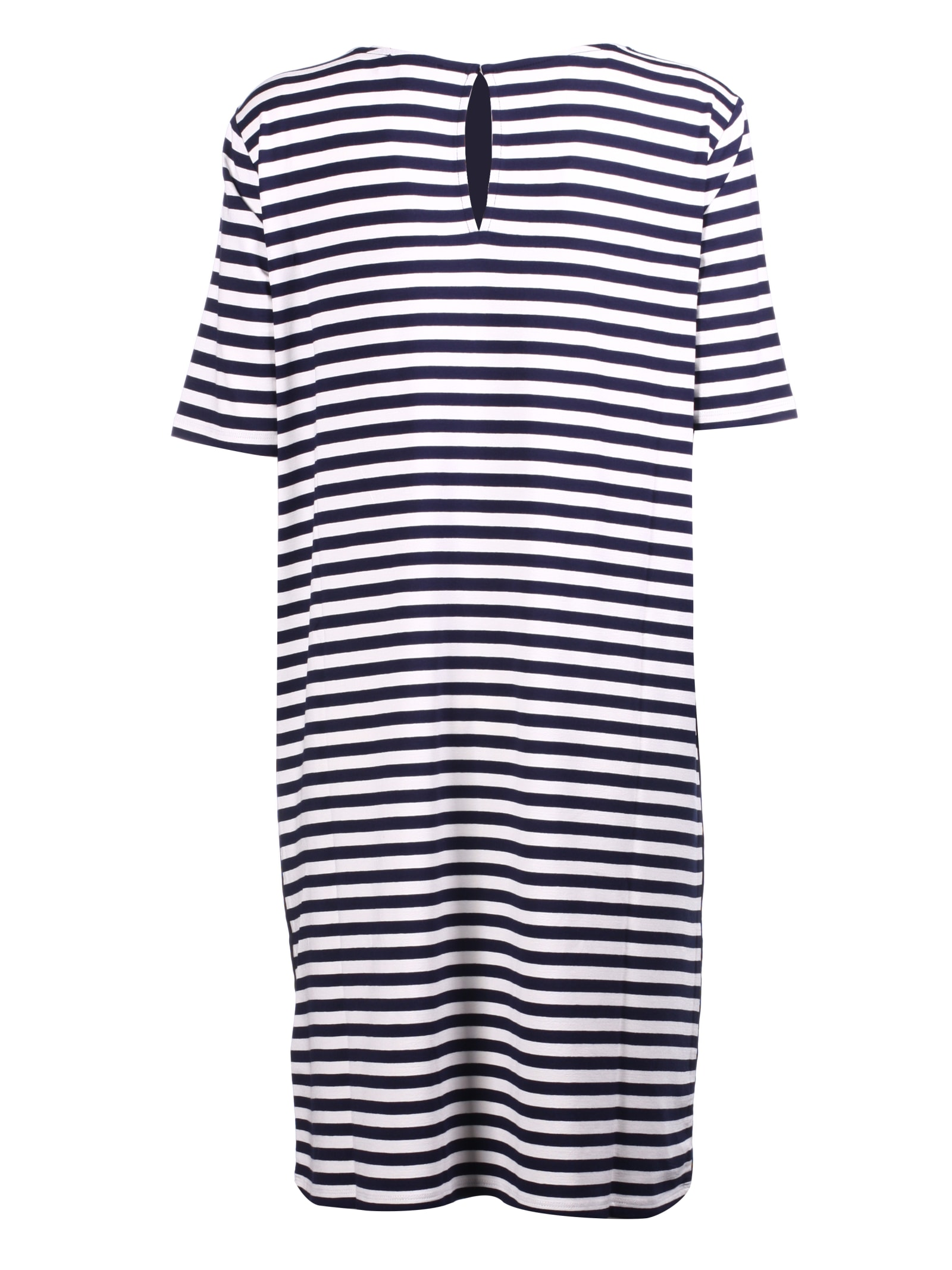 Buy Fay Stripe Dress online, shop Fay with free shipping