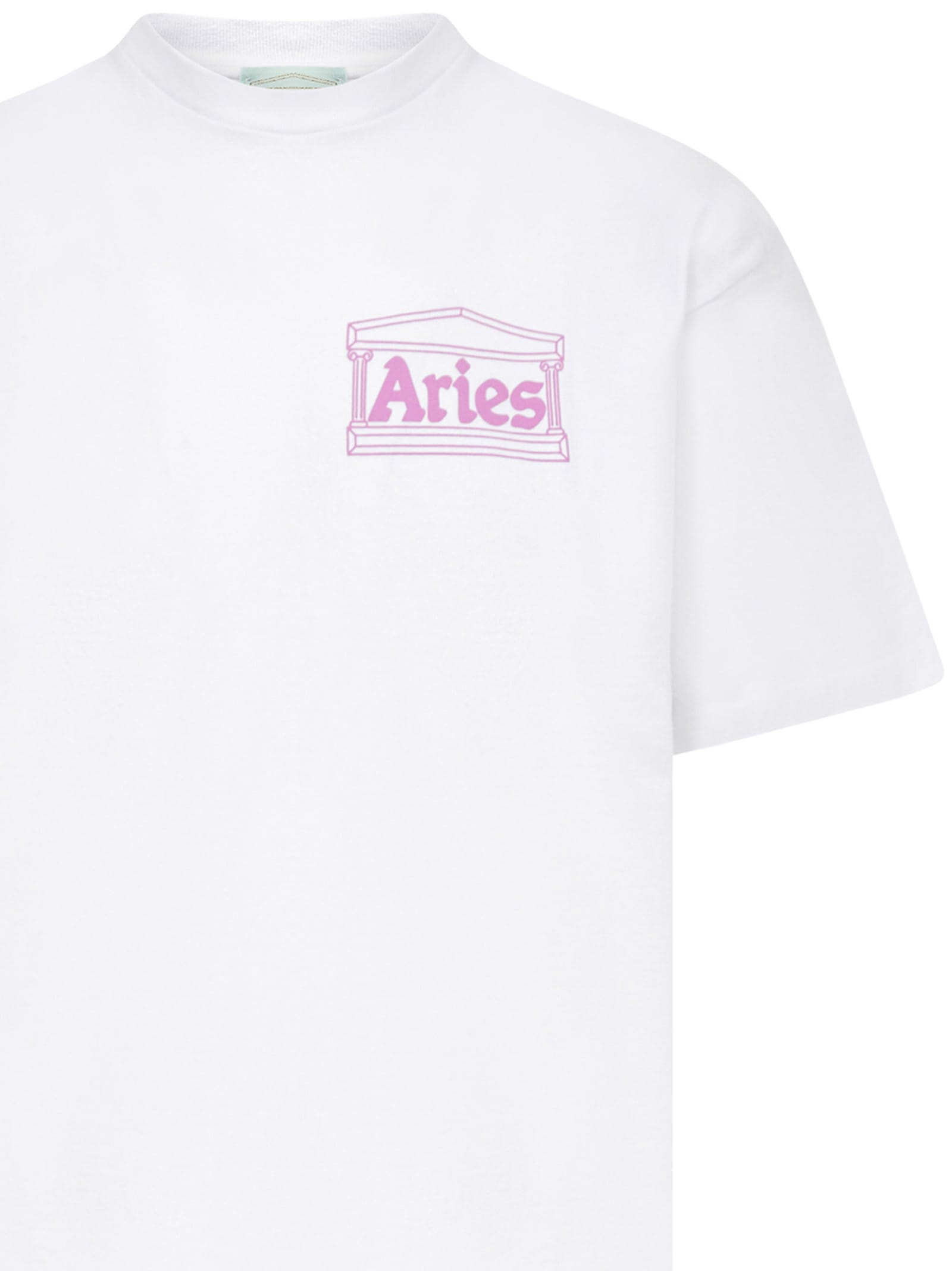 Particular Aries Temple T-shirt - Top Quality