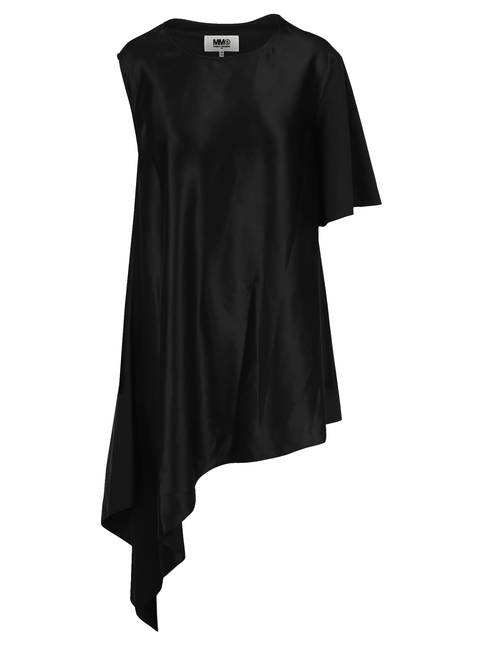 Buy MM6 Maison Margiela Mm6 Asymmetric Dress online, shop MM6 Maison Margiela with free shipping