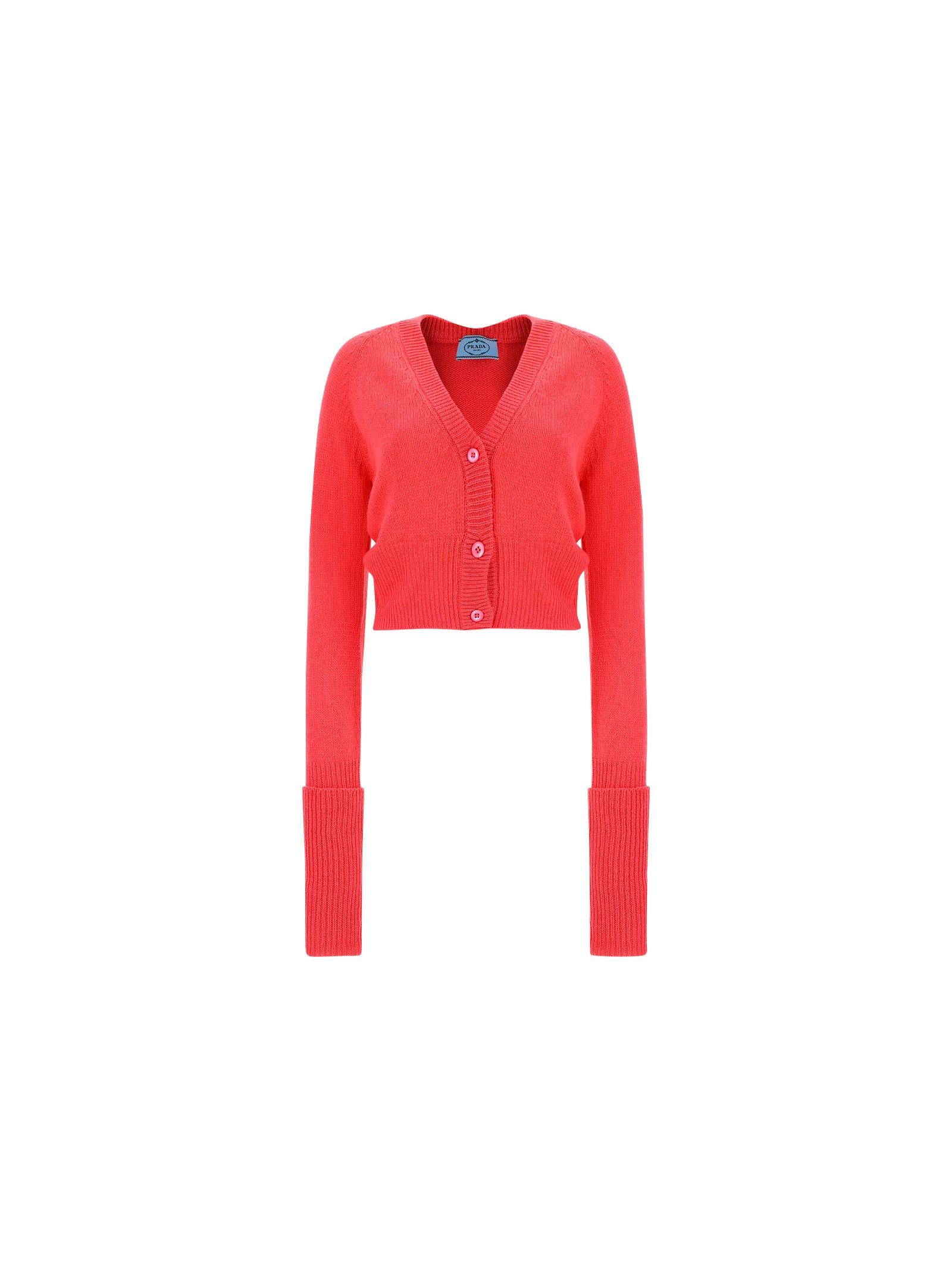Prada Crop Sweater