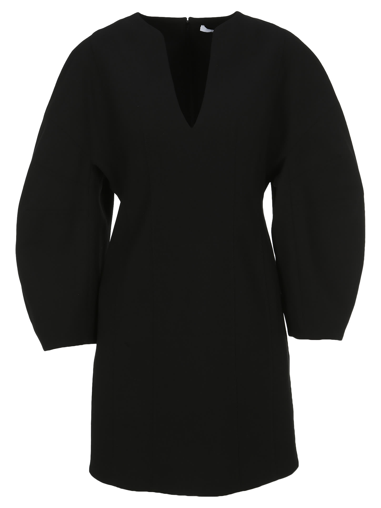 Givenchy Puff Sleeves Dress