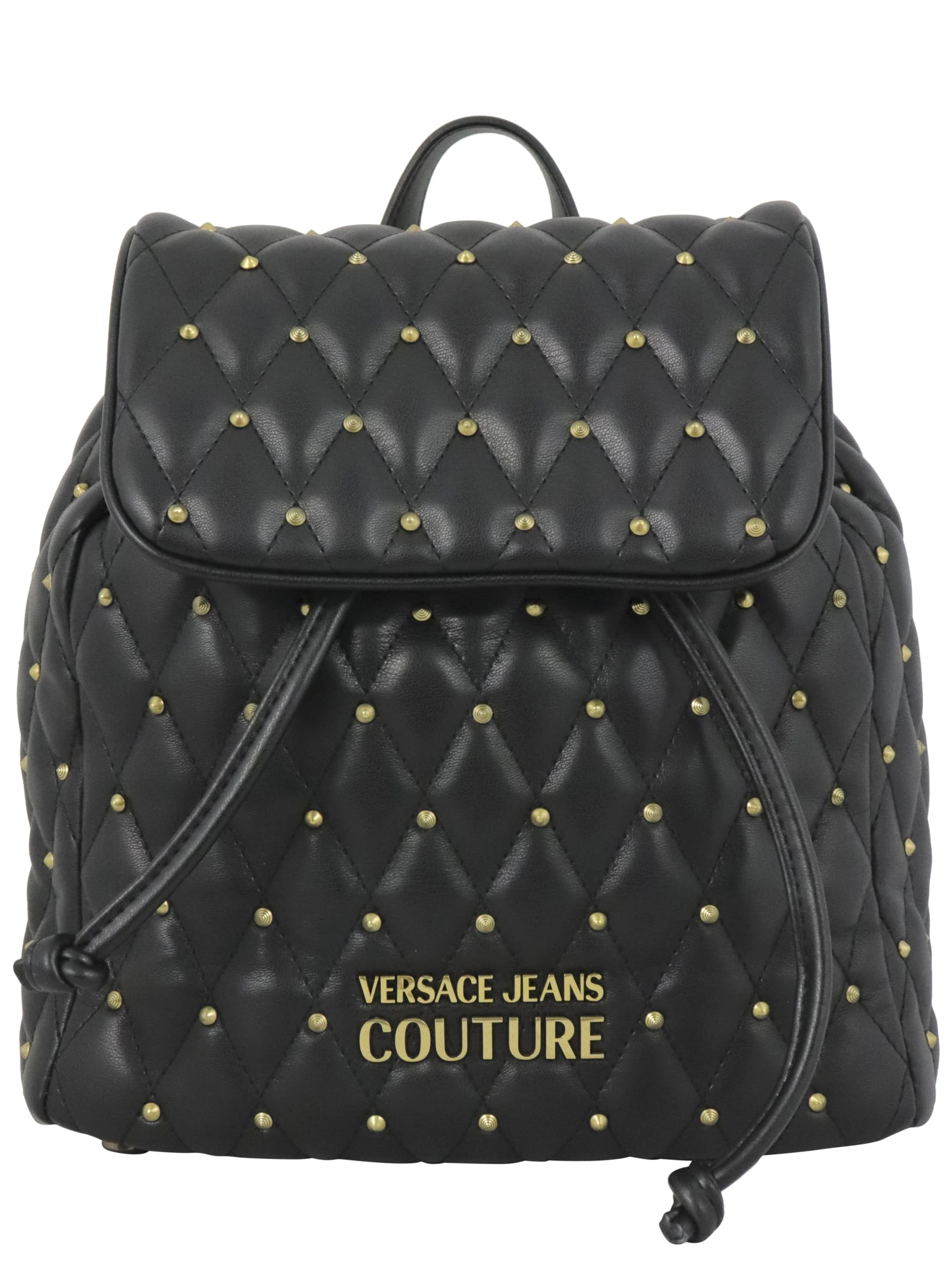 Versace Jeans Couture QUILTED NAPPA PU BACKPACK