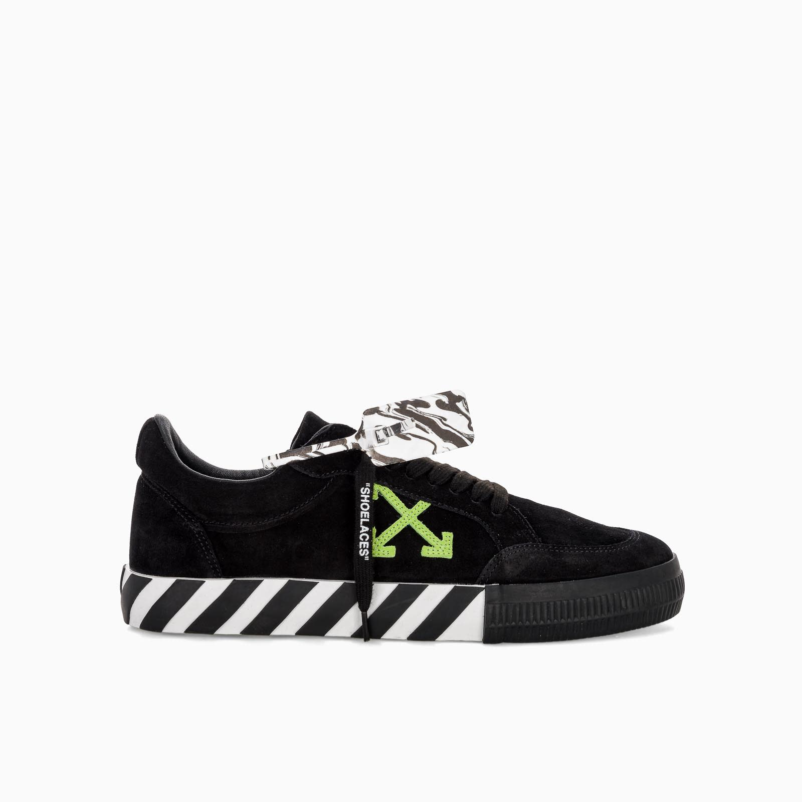 Off-White OFF WHITE LOW VULCANIZED SUEDE LEATHER