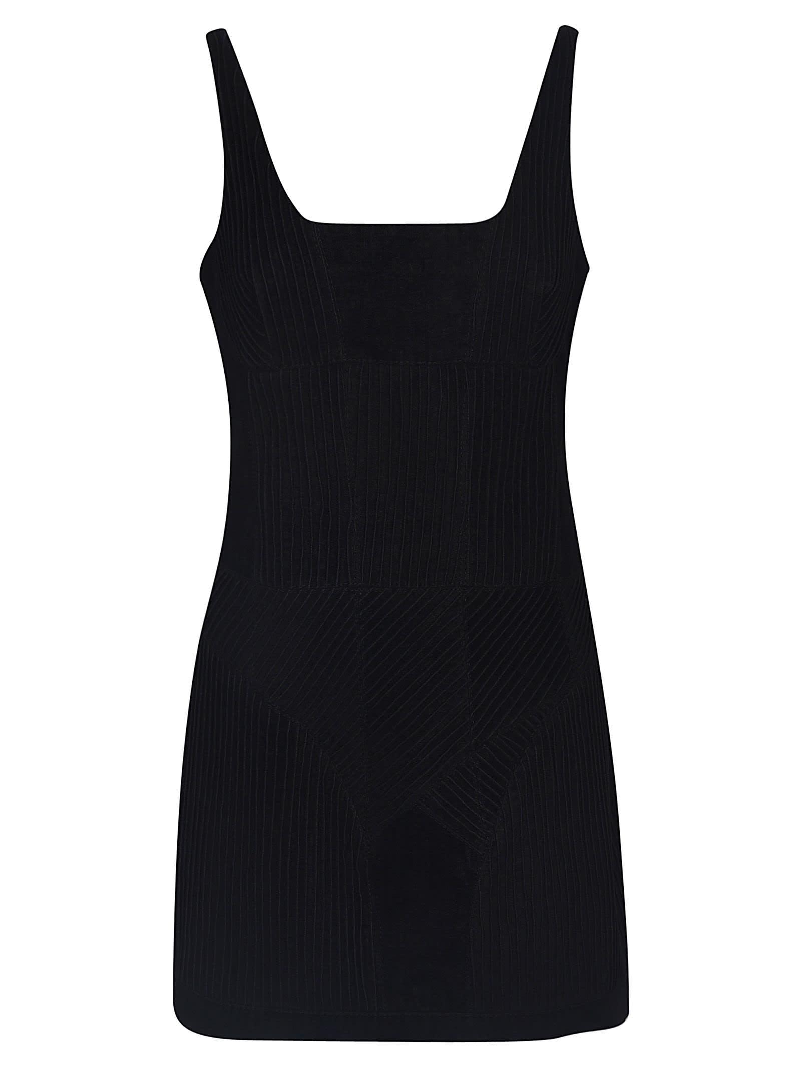 Giovanni Bedin Classic Short Sleeveless Dress