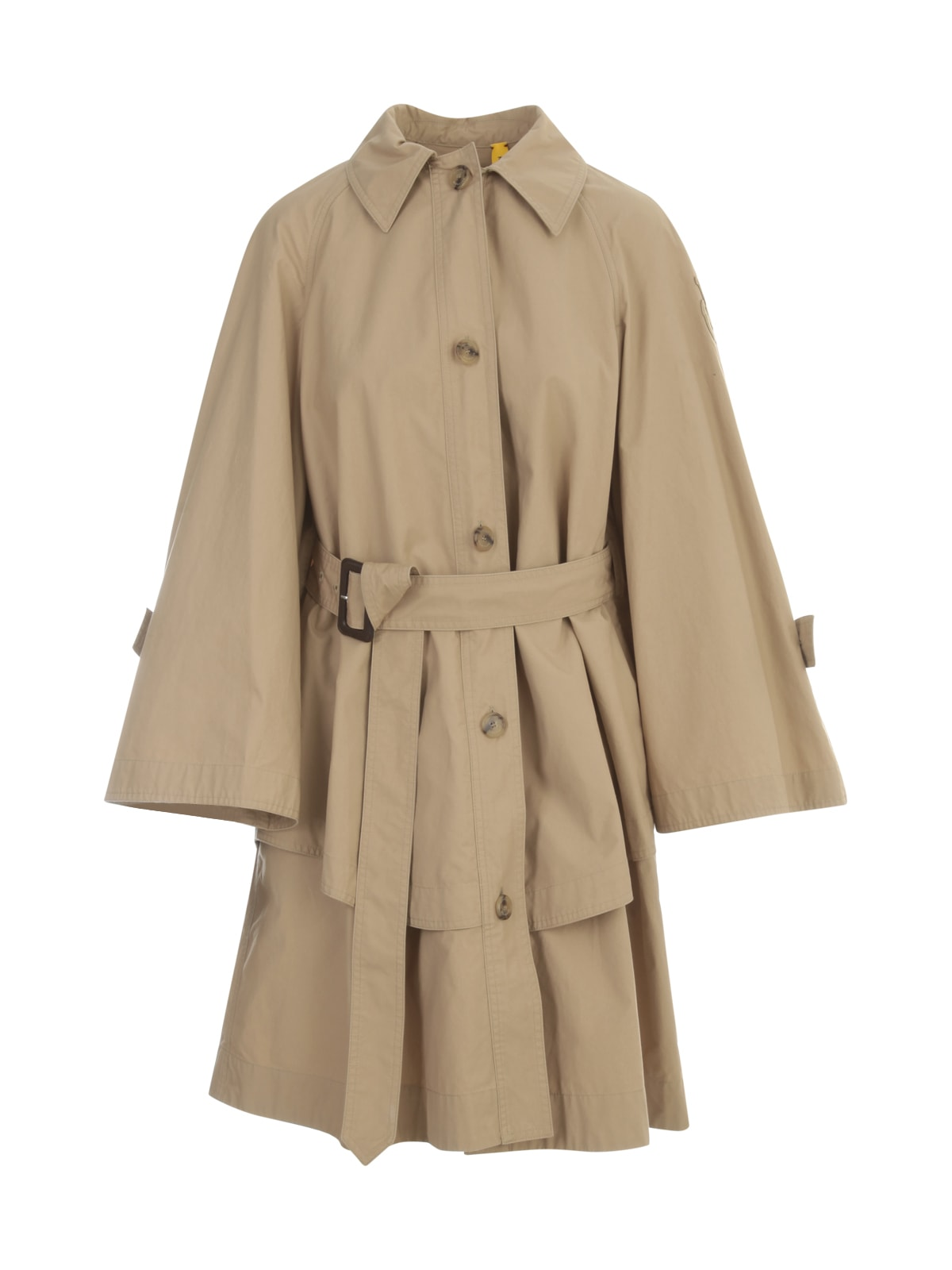Moncler Cottons DUNGENESS TRENCH W/BELT