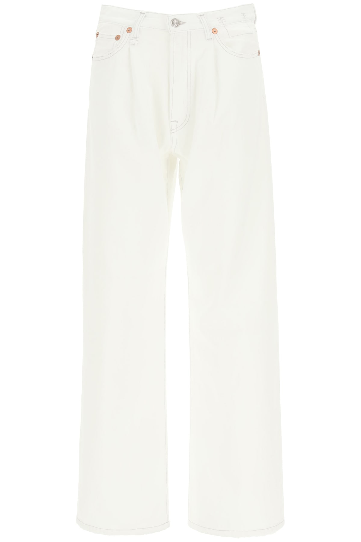 R13 Cottons DAMON JEANS WITH DARTS