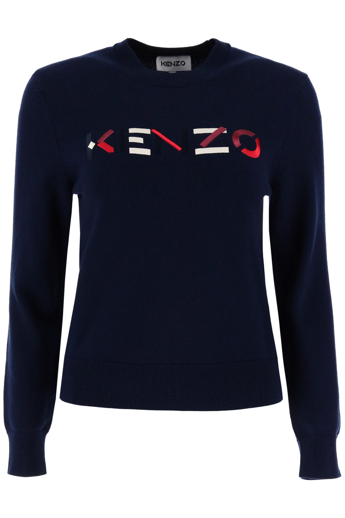 Logo Embroidery Sweater