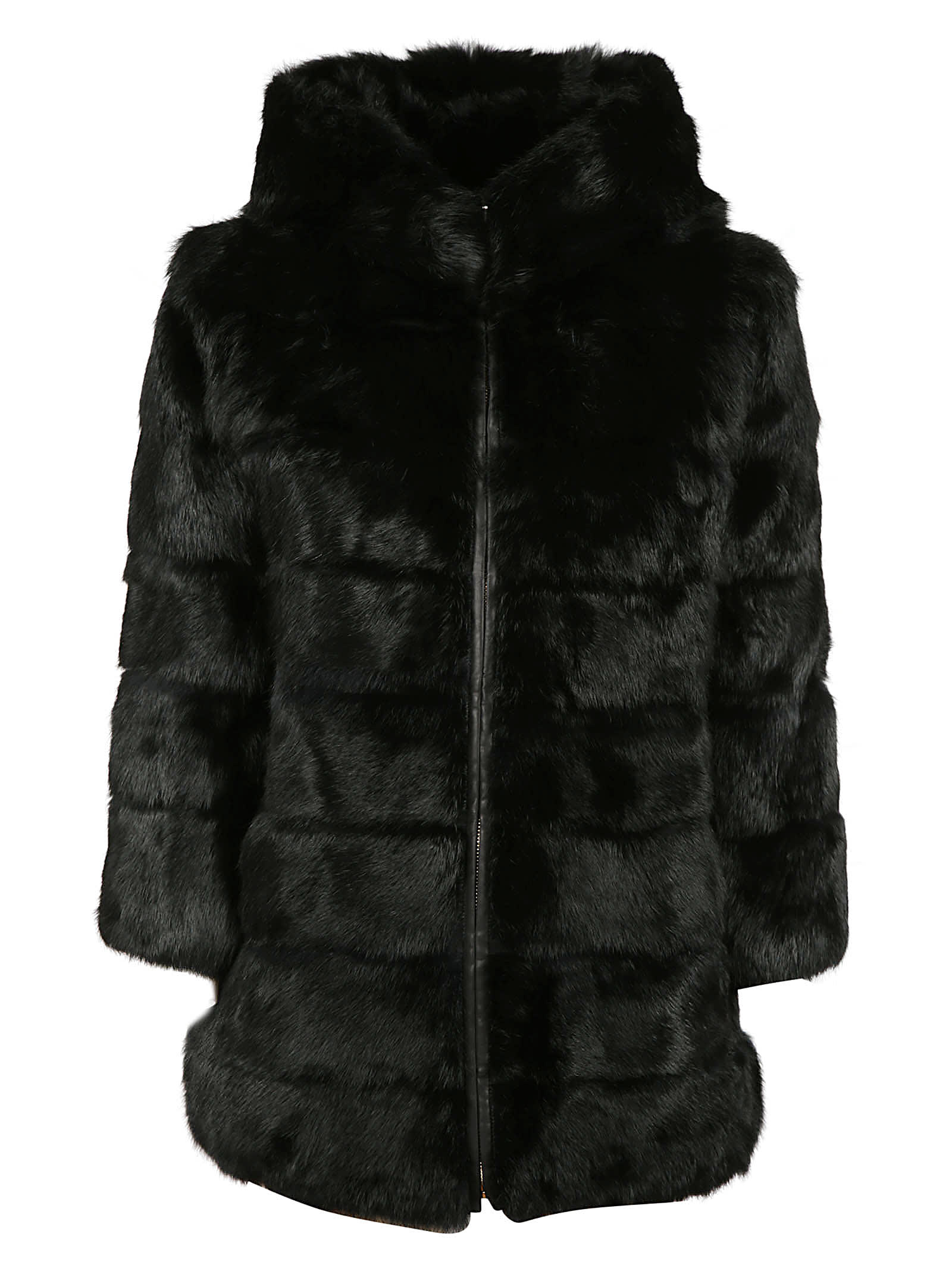Blugirl Fur Coat