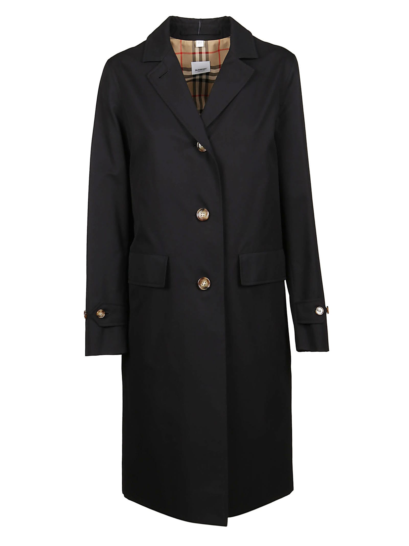 Photo of  Burberry Cappotto Farringdon- shop Burberry jackets online sales