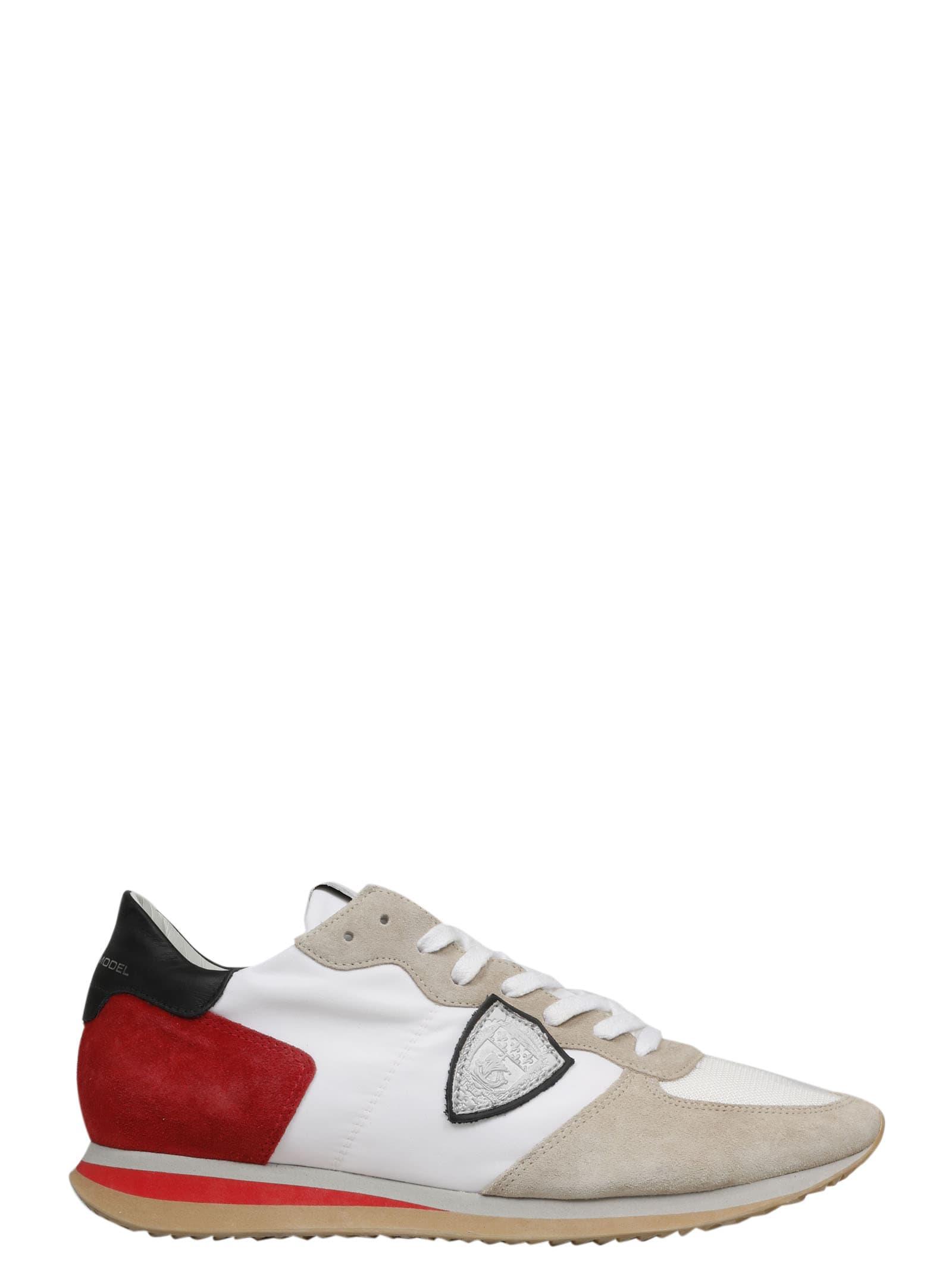 Philippe Model Sneakers TZLU NYLON SNEAKERS