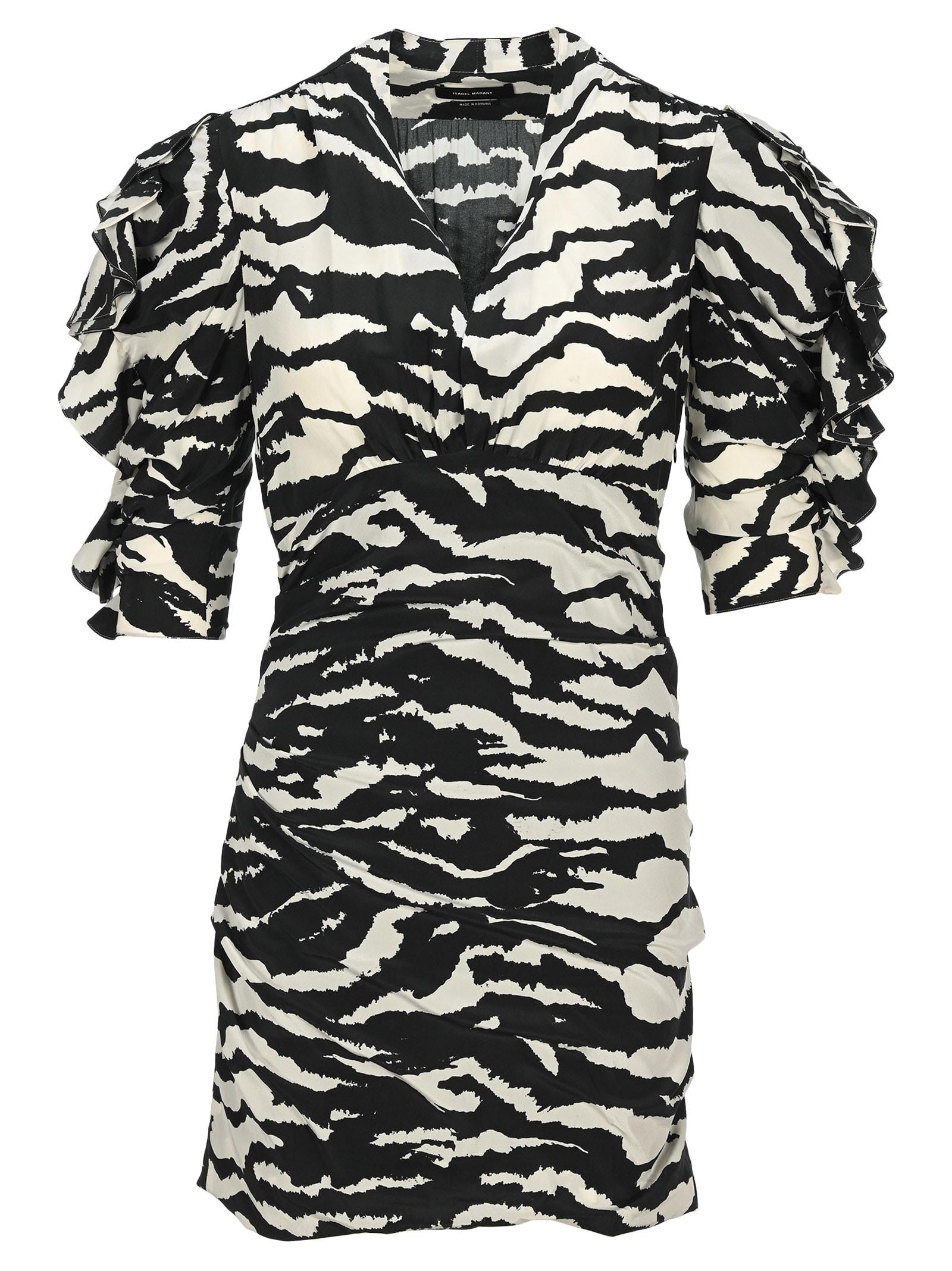 Buy Isabel Marant Farah Dress online, shop Isabel Marant with free shipping