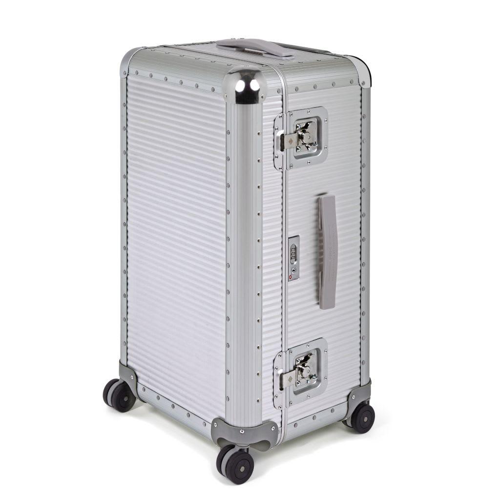 Aluminum Bank S-trunk On Wheels L