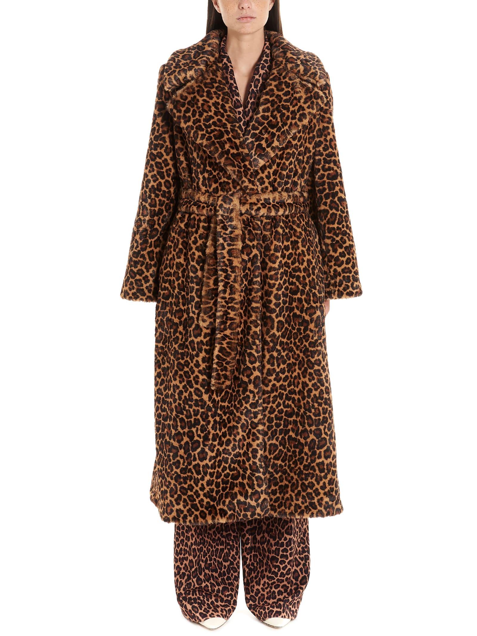 Sara Battaglia Coat