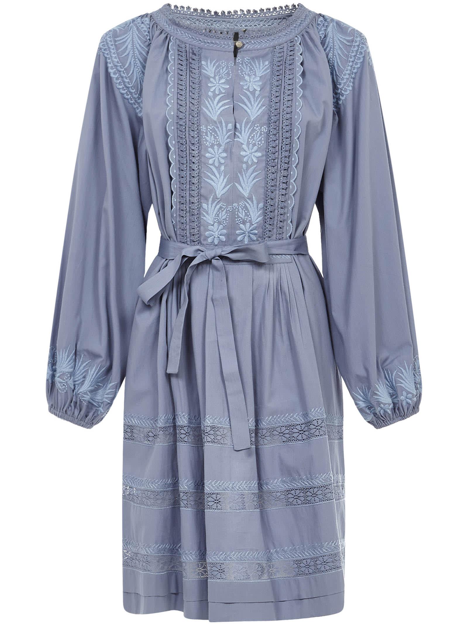 Buy Etro Mini Dress online, shop Etro with free shipping