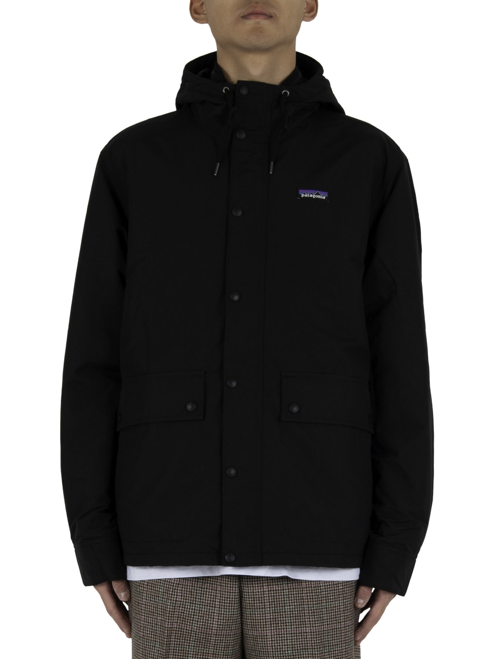 Water resistant; - Equipped with removable internal Los Gatos jacket with zipper; - Made of fleece to offer more warmth; - With Fair Trade Certified seams. - Composition: 100% Recycled Nylon - Color: Black